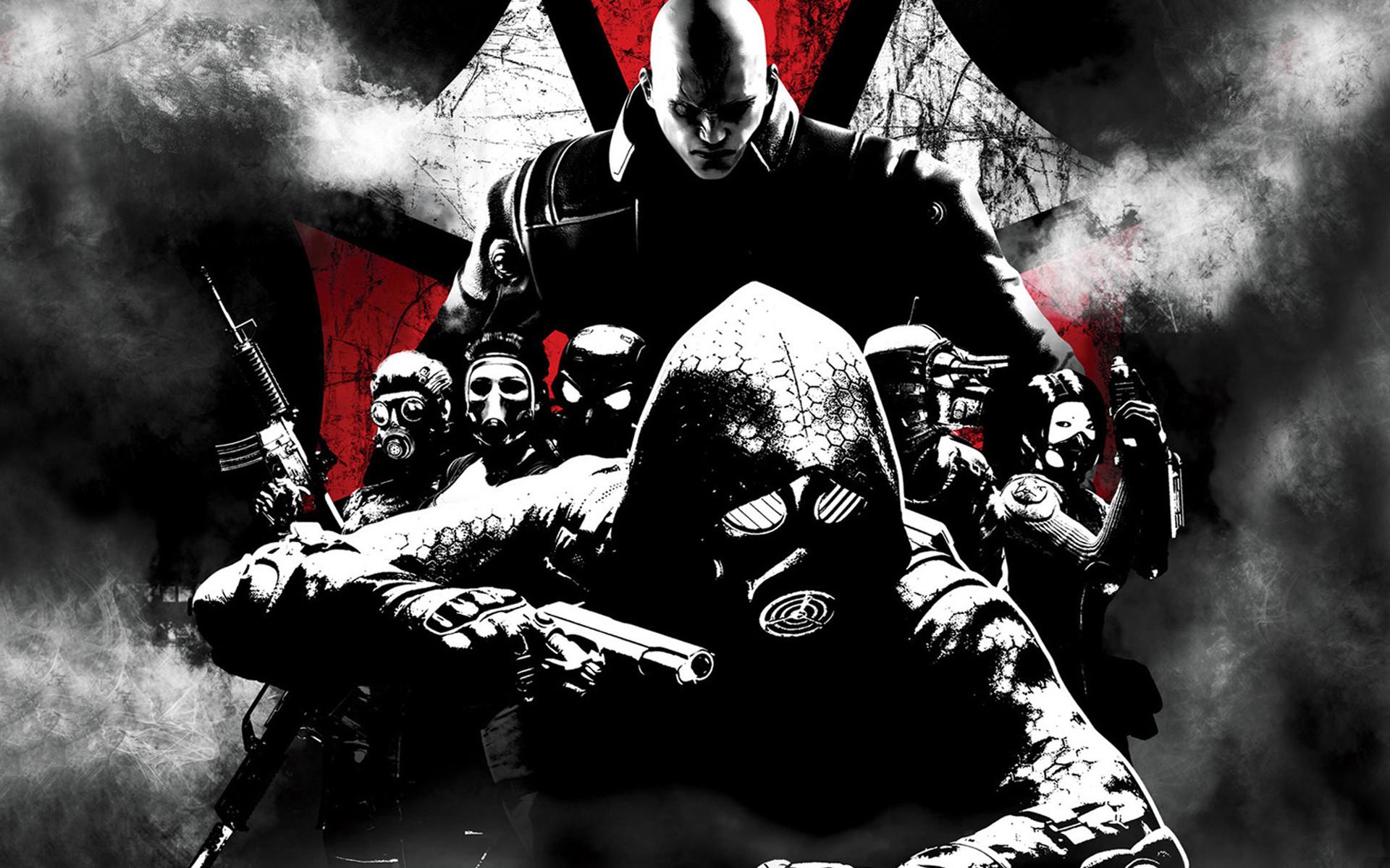 Resident evil wallpaper hd - Wallpaper resident evil 5 ...