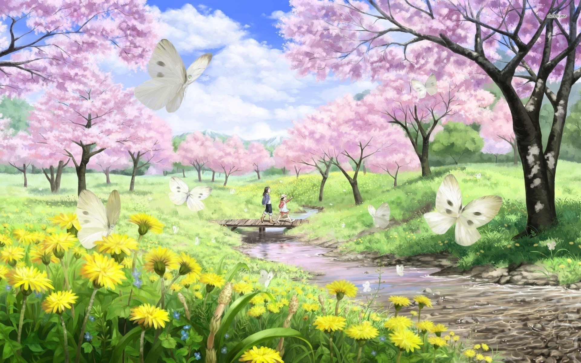 Wallpaper pictures of spring Wallpaper Art and Photo Wall Murals - Murals Your Way