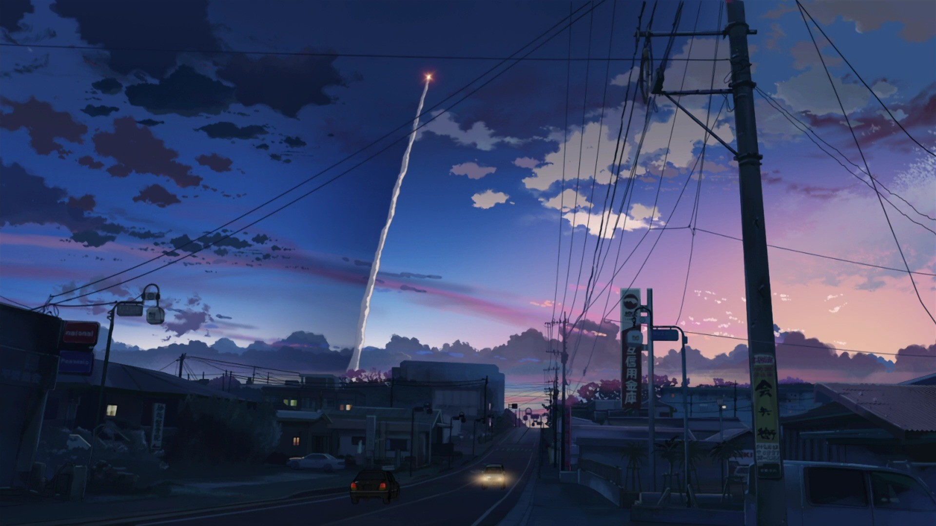Anime Scenery Wallpaper 1 Download Free Awesome Wallpapers For