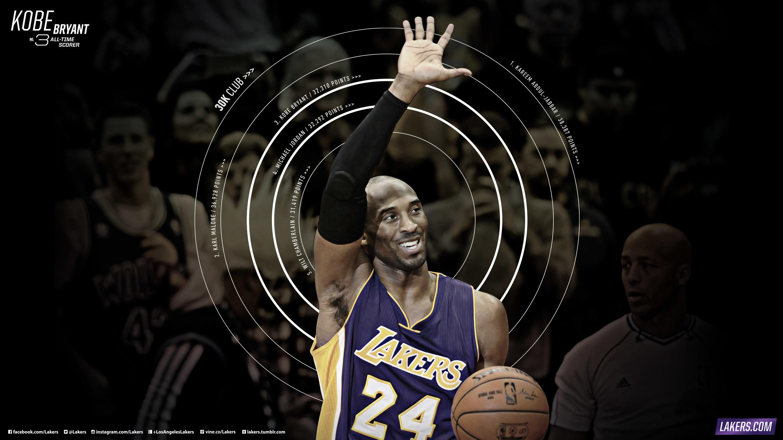 sale retailer 3e5bb b1f8d 2560x1440 Kobe Bryant Passes Michael Jordan