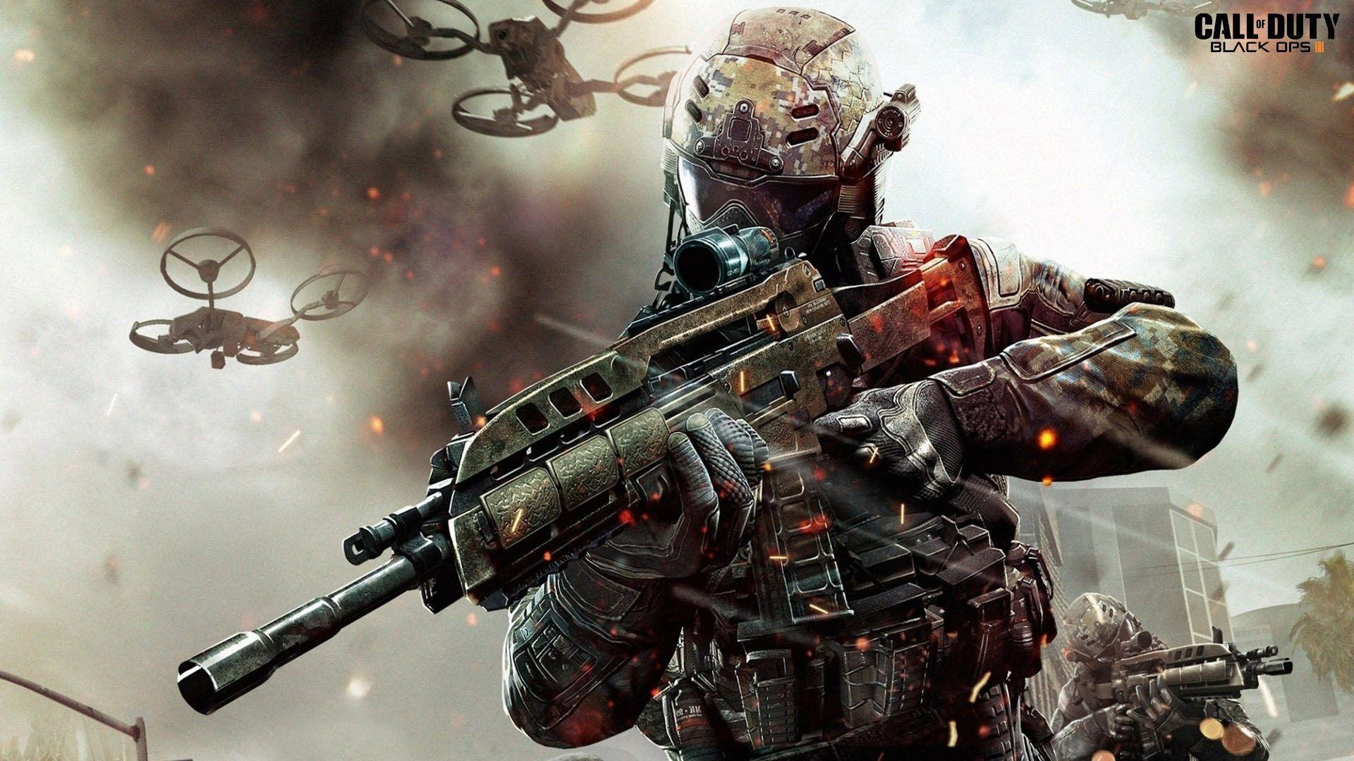 Download Call Of Duty Black Ops 3 Reaper Wallpaper Hd