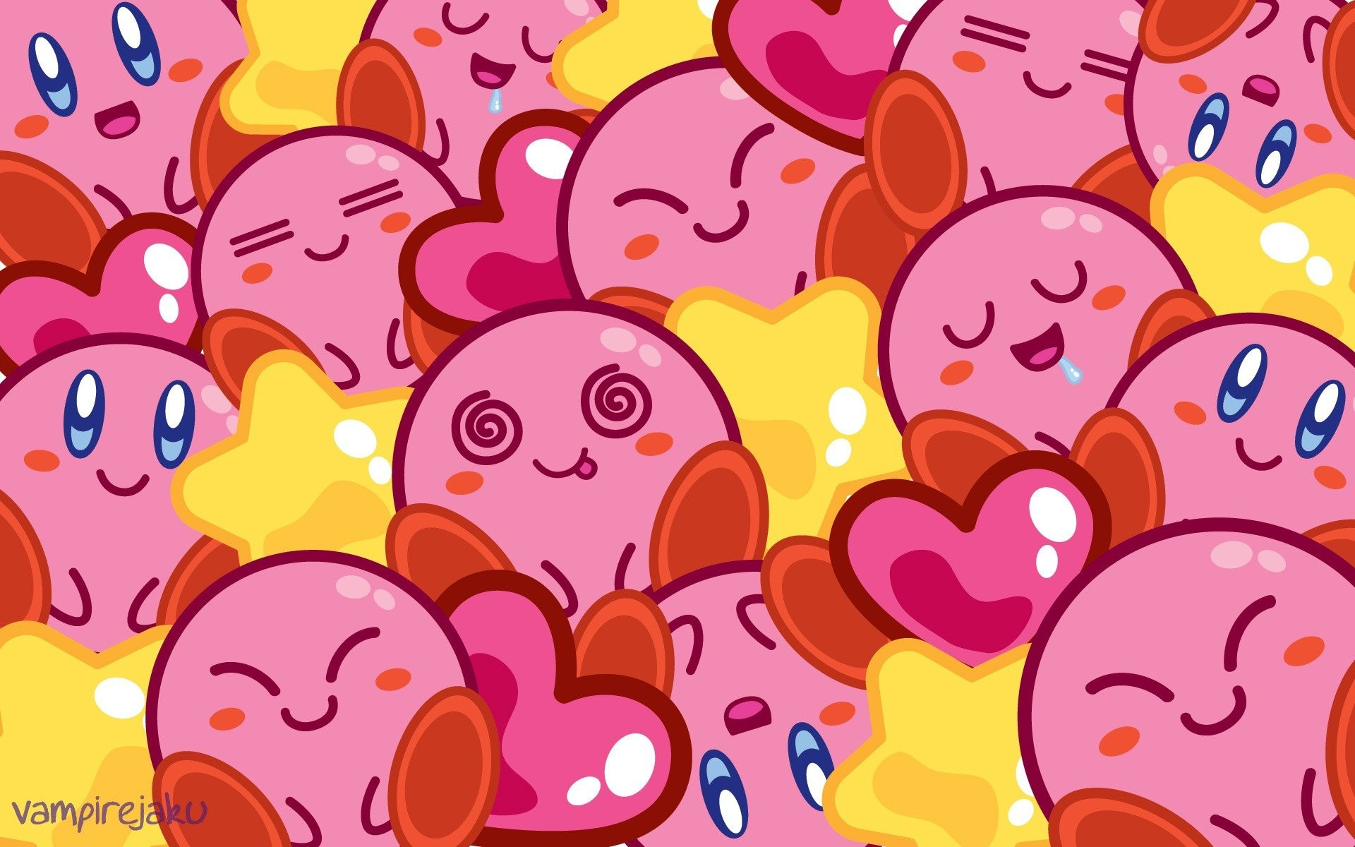 Kirby Wallpaper 1920x1080 1080p