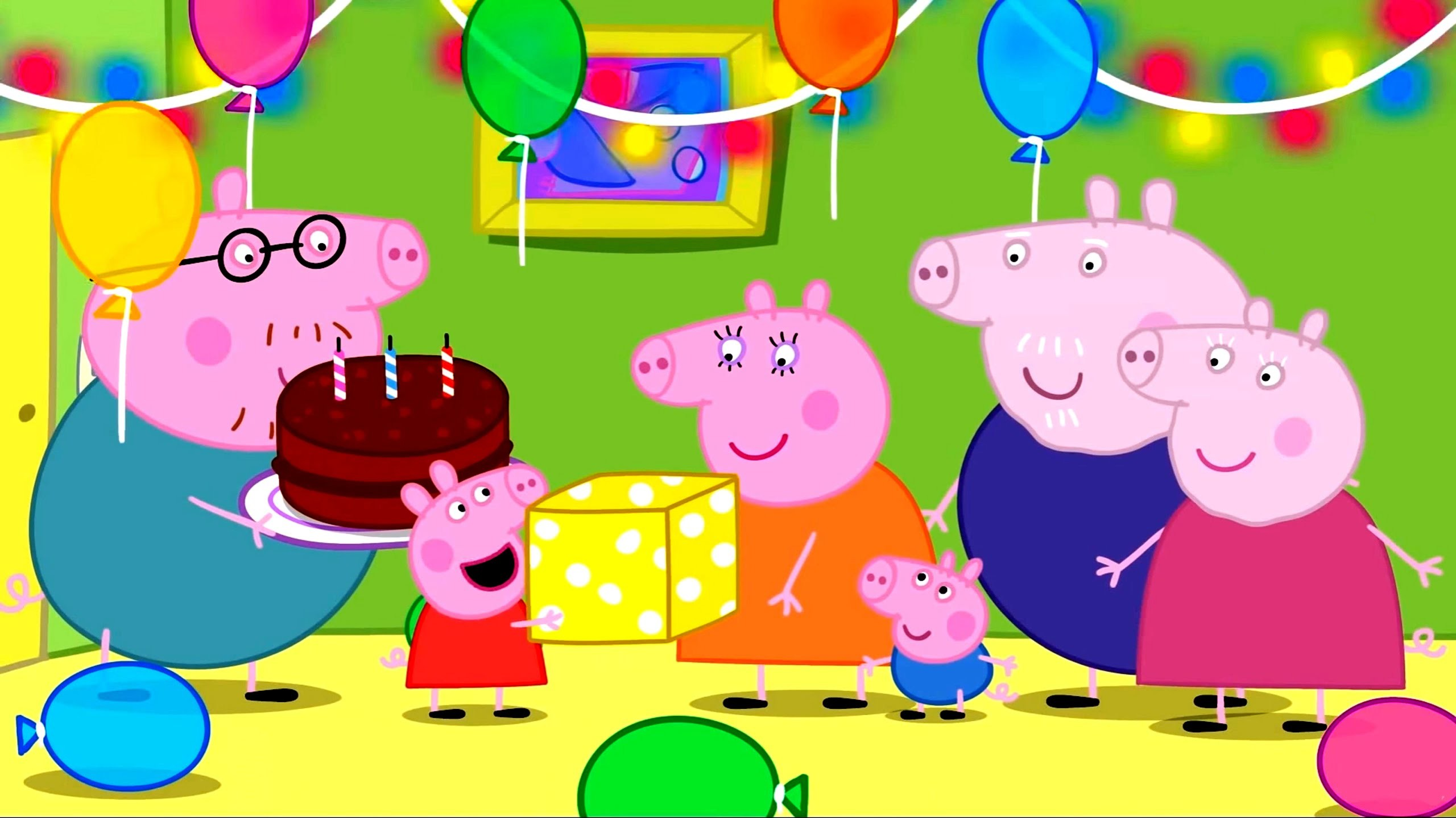 Peppa Pig Wallpapers WallpaperTag