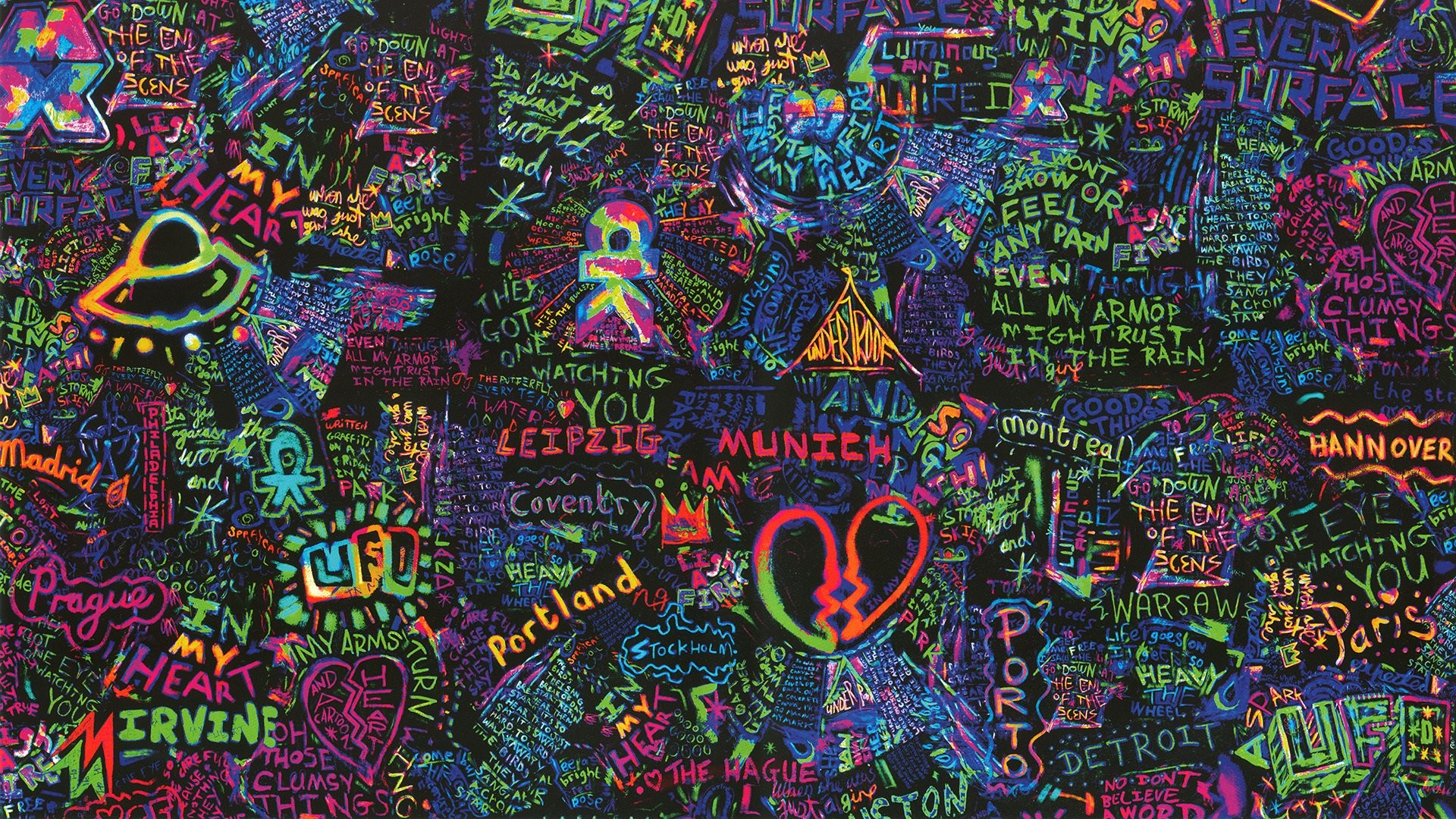 Coldplay wallpapers coldplay wallpaper voltagebd Gallery