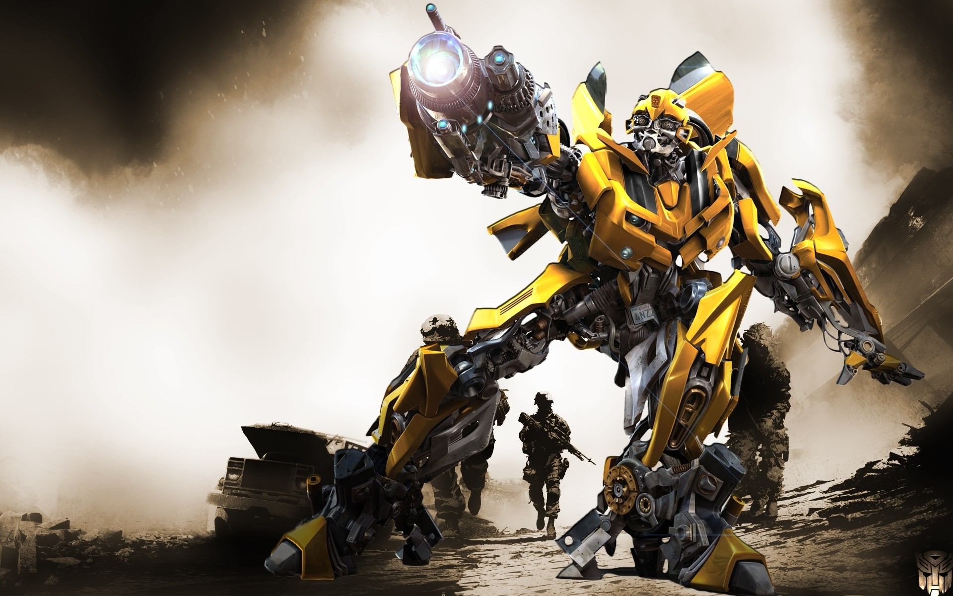 Transformers Hd Wallpaper Wallpapertag