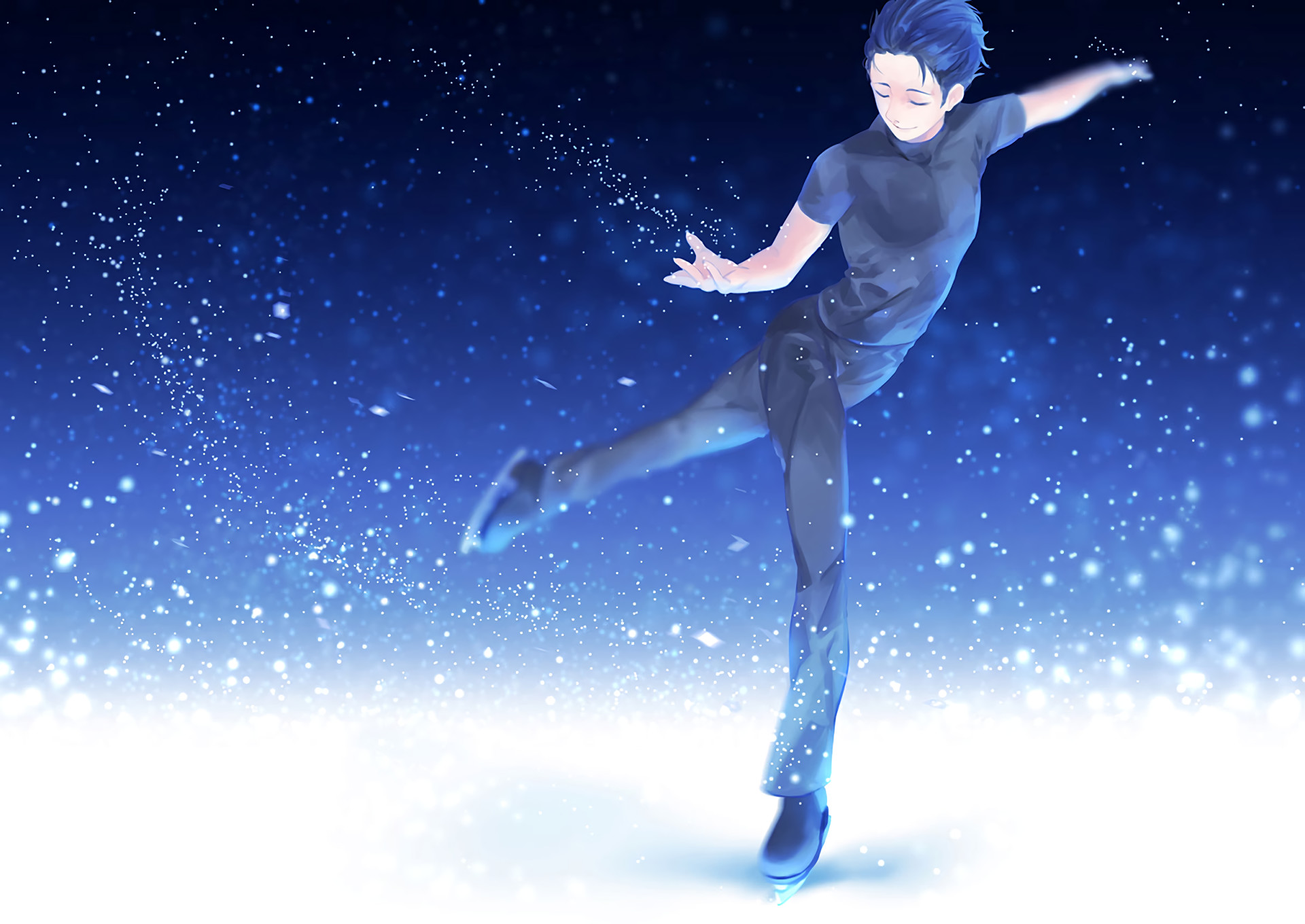 Yuri On Ice Wallpapers Wallpapertag