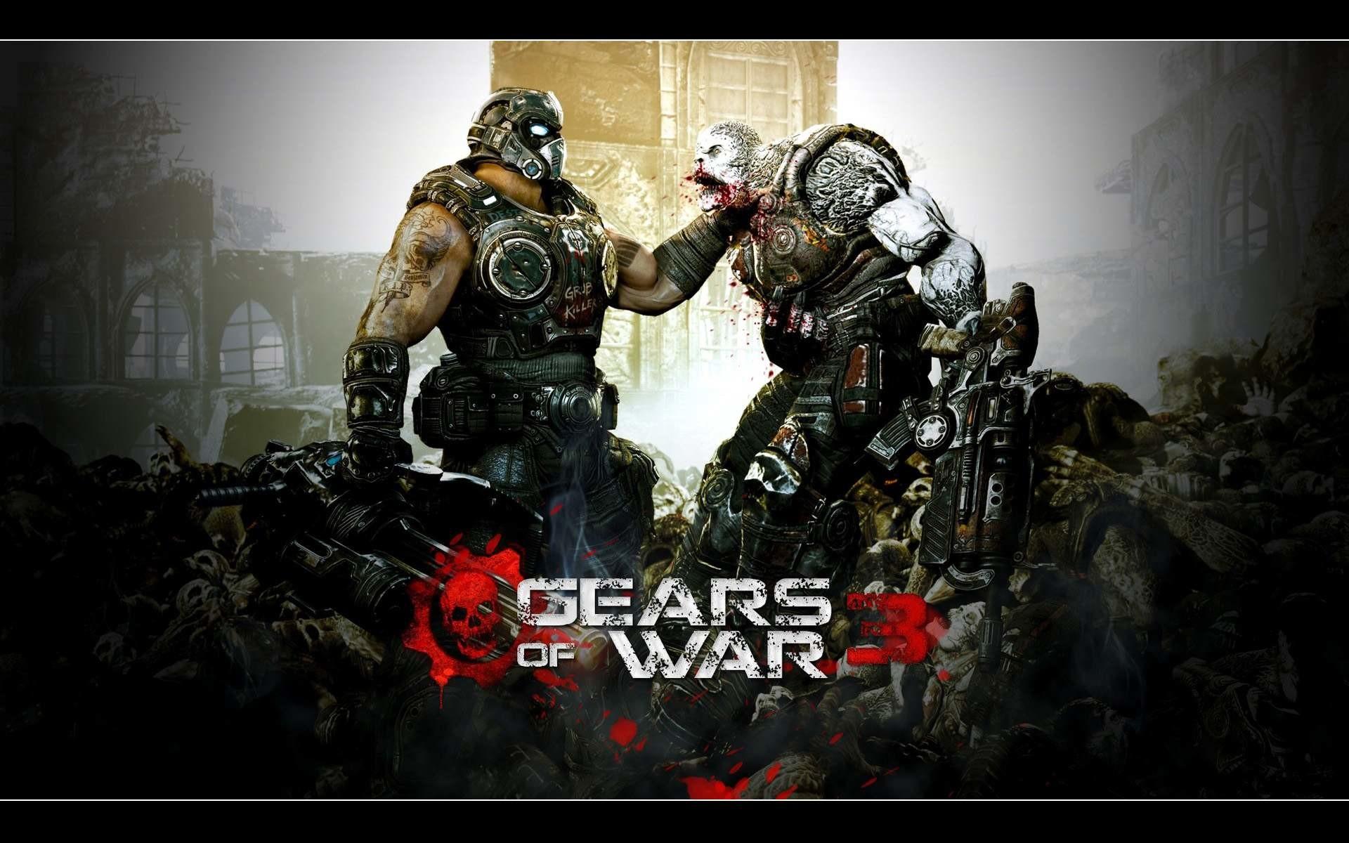 Gears Of War Wallpaper HD 1