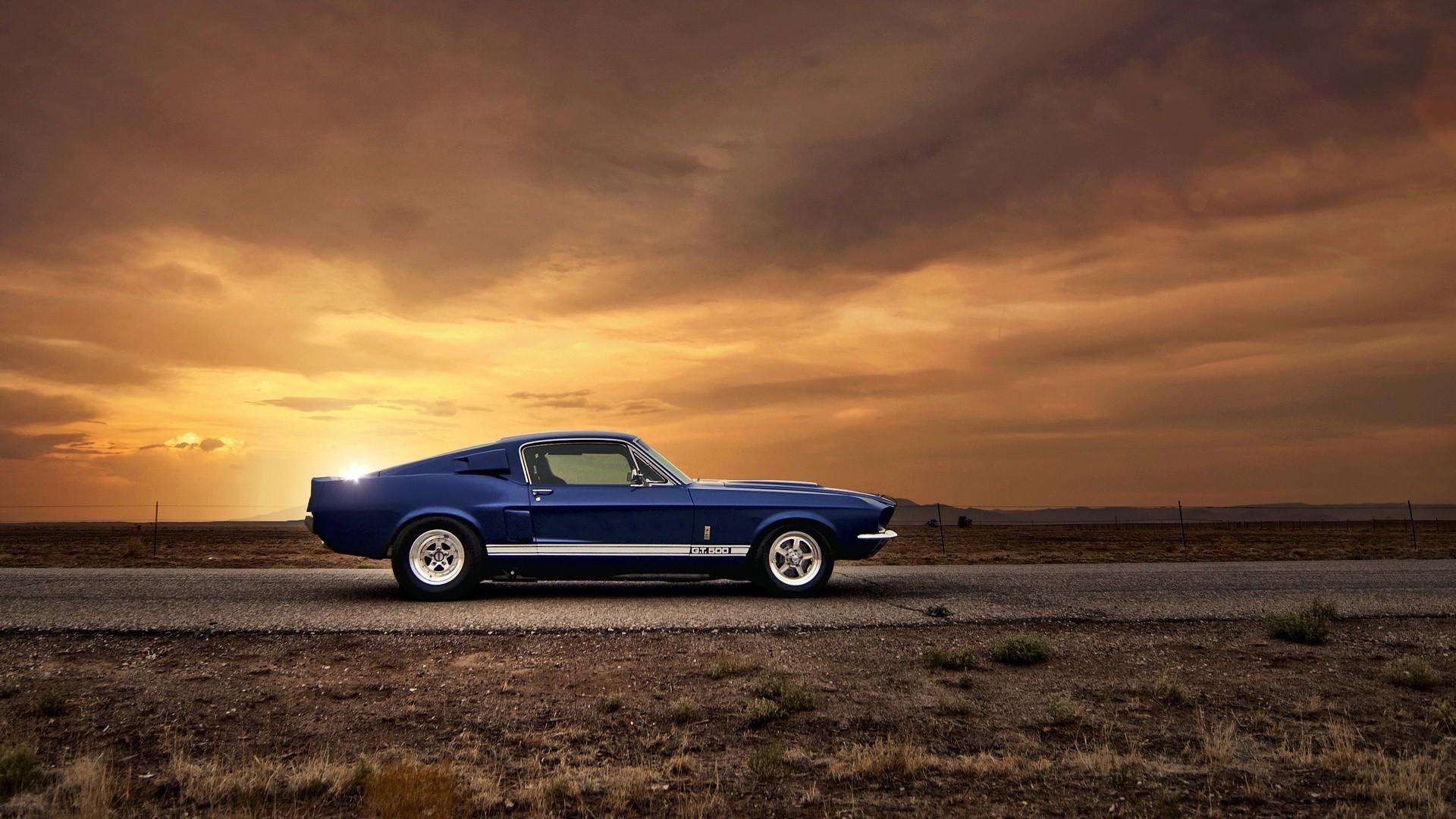 Classic Muscle Car Wallpaper Wallpapertag