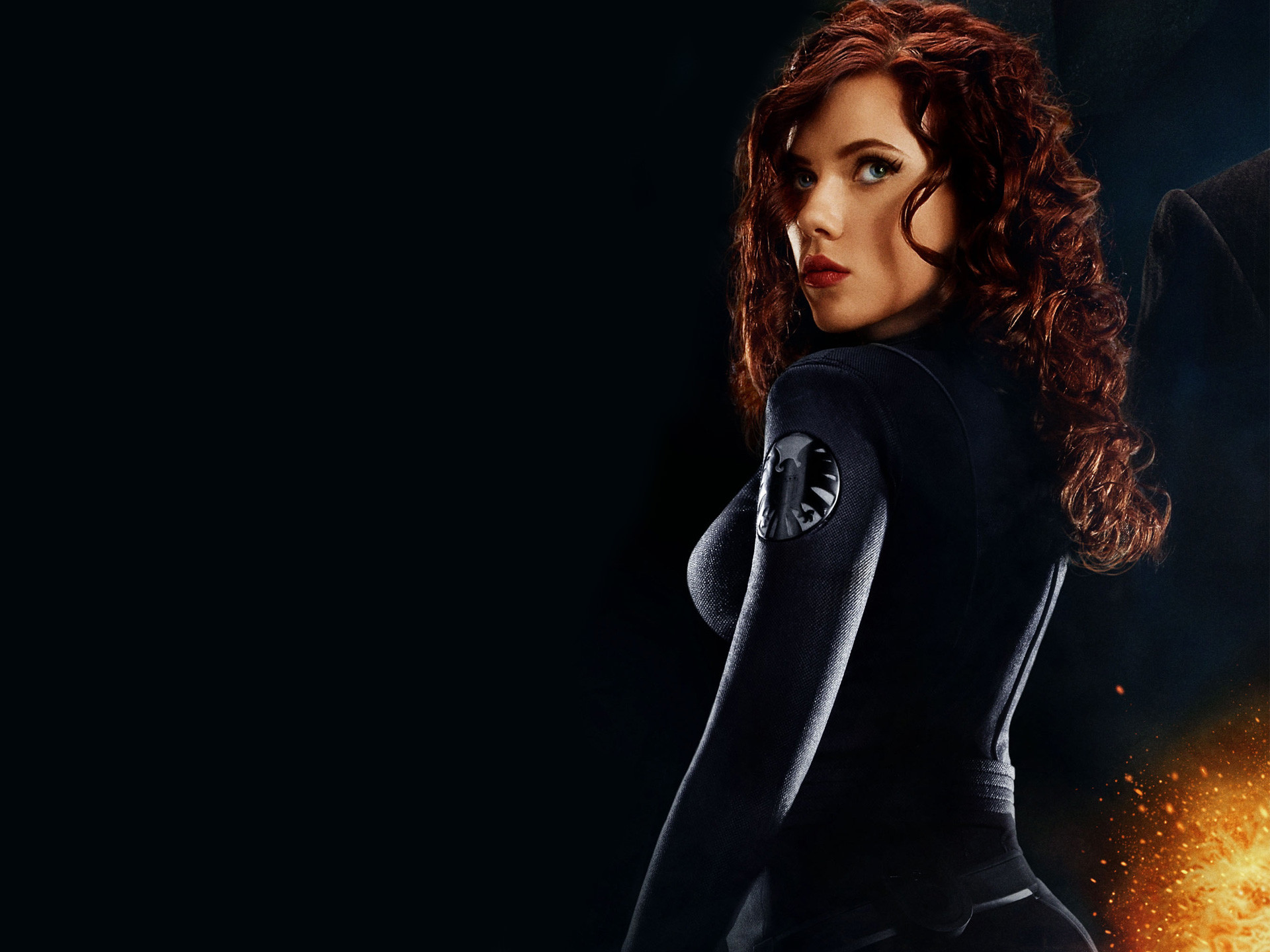 Scarlett Johansson Black Widow Wallpaper Wallpapertag