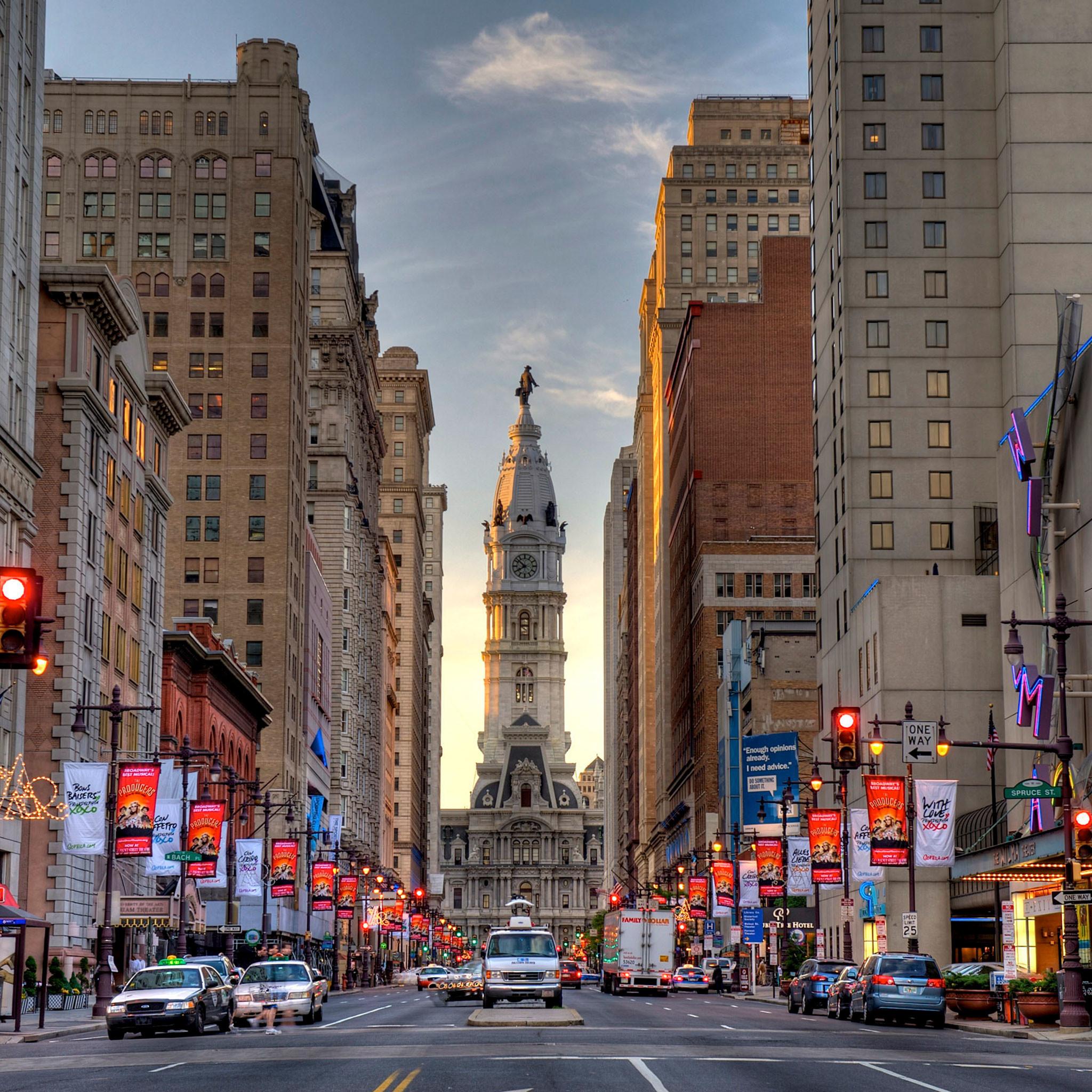 Philadelphia Skyline Wallpaper ·① WallpaperTag