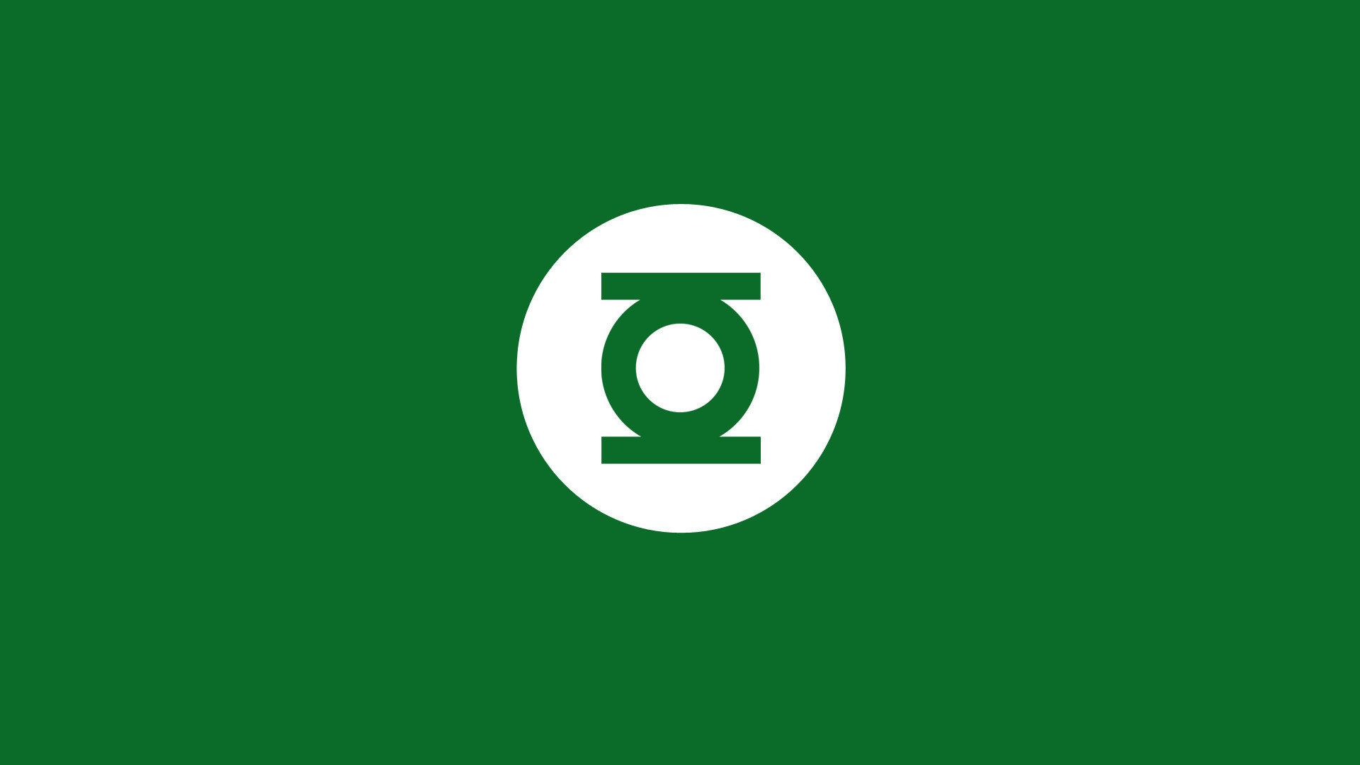 This is a picture of Priceless Green Latern Logo