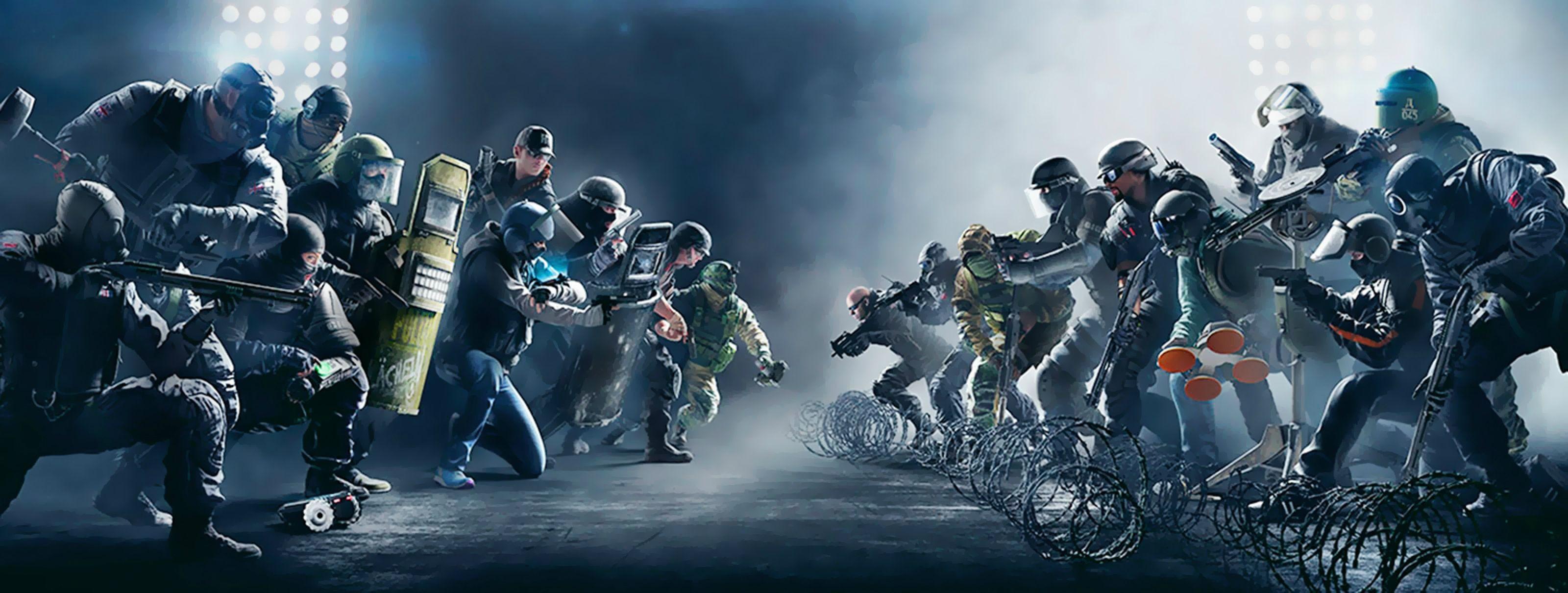 Rainbow Six Siege Wallpapers: Rainbow Six Siege Background ·① Download Free HD