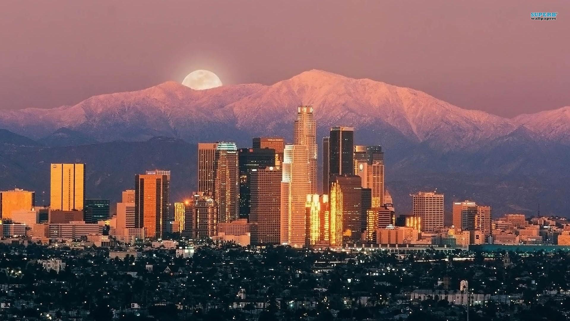 Los Angeles Wallpapers ·① WallpaperTag
