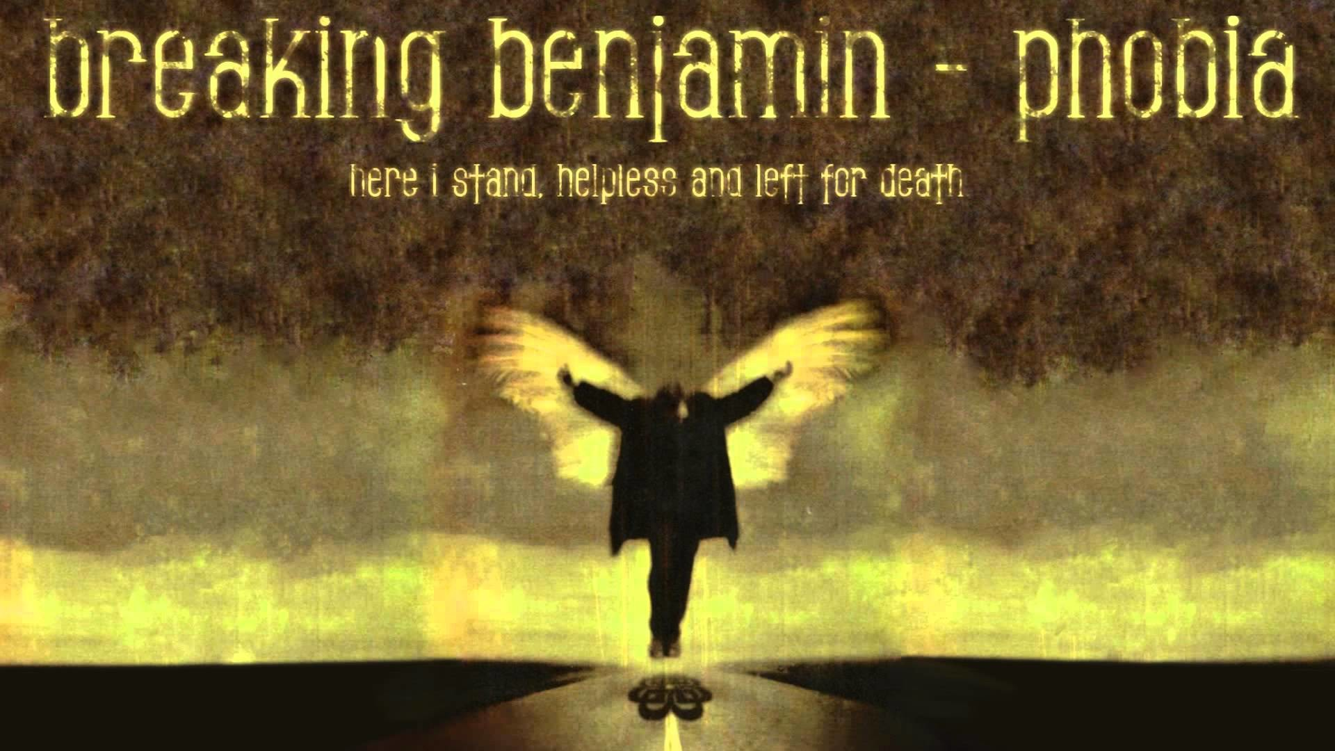 Breaking Benjamin Phobia Wallpaper ①