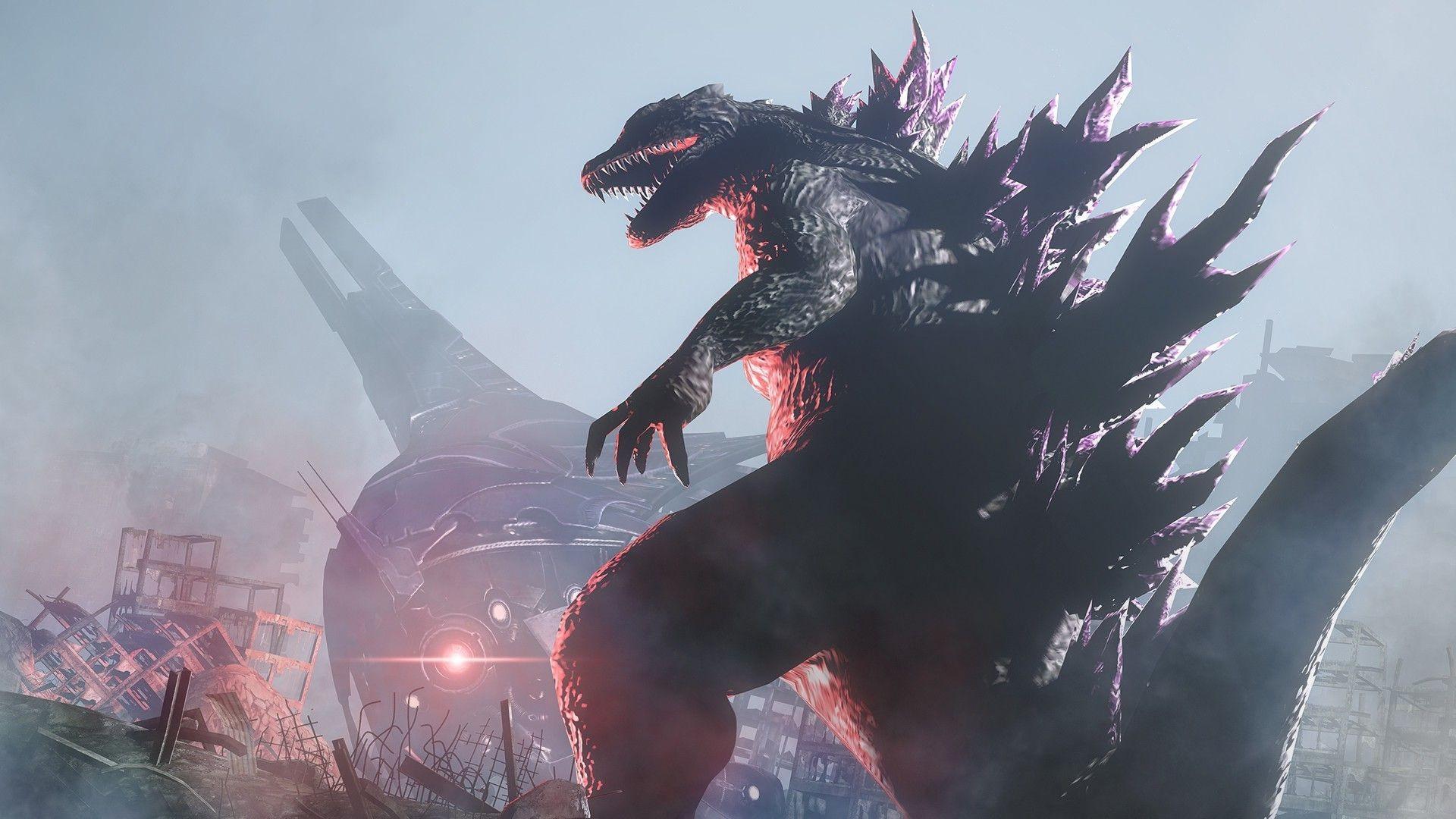Godzilla Wallpapers ·① WallpaperTag