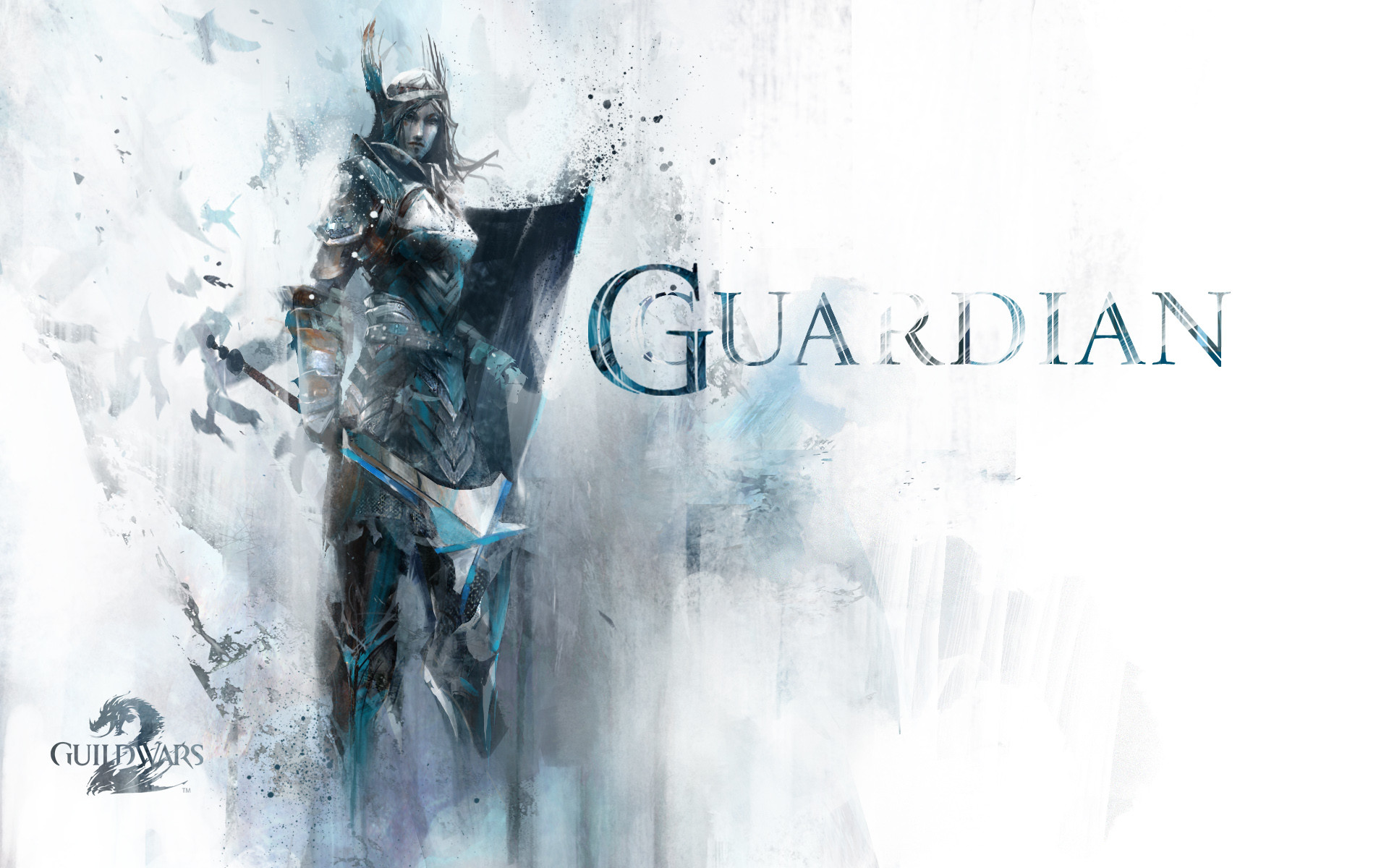 Guild Wars 2 Guardian Wallpaper Wallpapertag