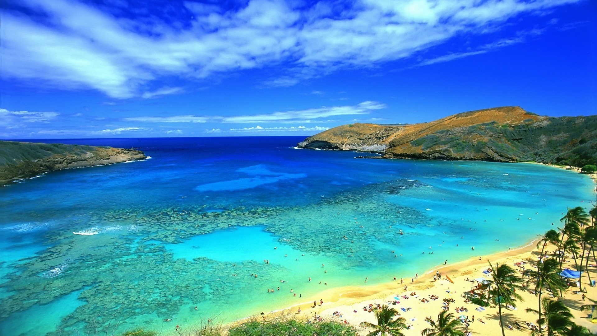 Hd Tropical Island Beach Paradise Wallpapers And Backgrounds: Beach Paradise Wallpaper ·① WallpaperTag