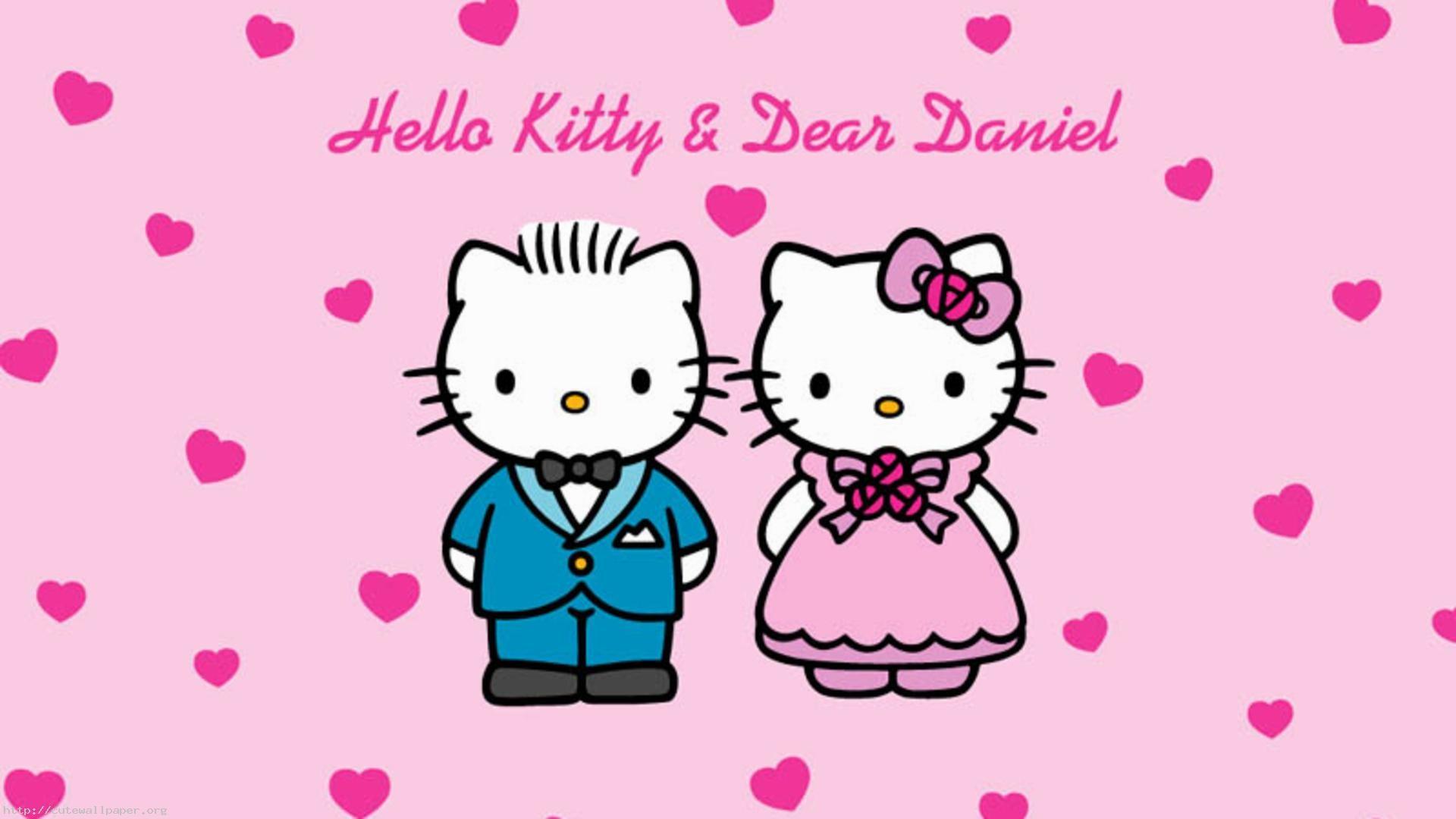 Hello kitty valentines wallpaper wallpapertag - Wallpaper hello kitty full hd ...