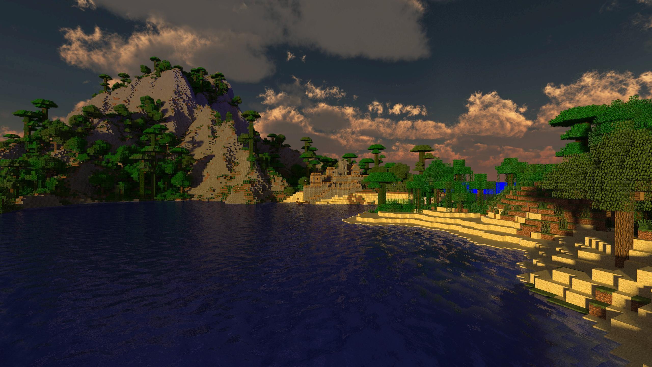 cool minecraft gif | Minecraft | Minecraft shaders ...