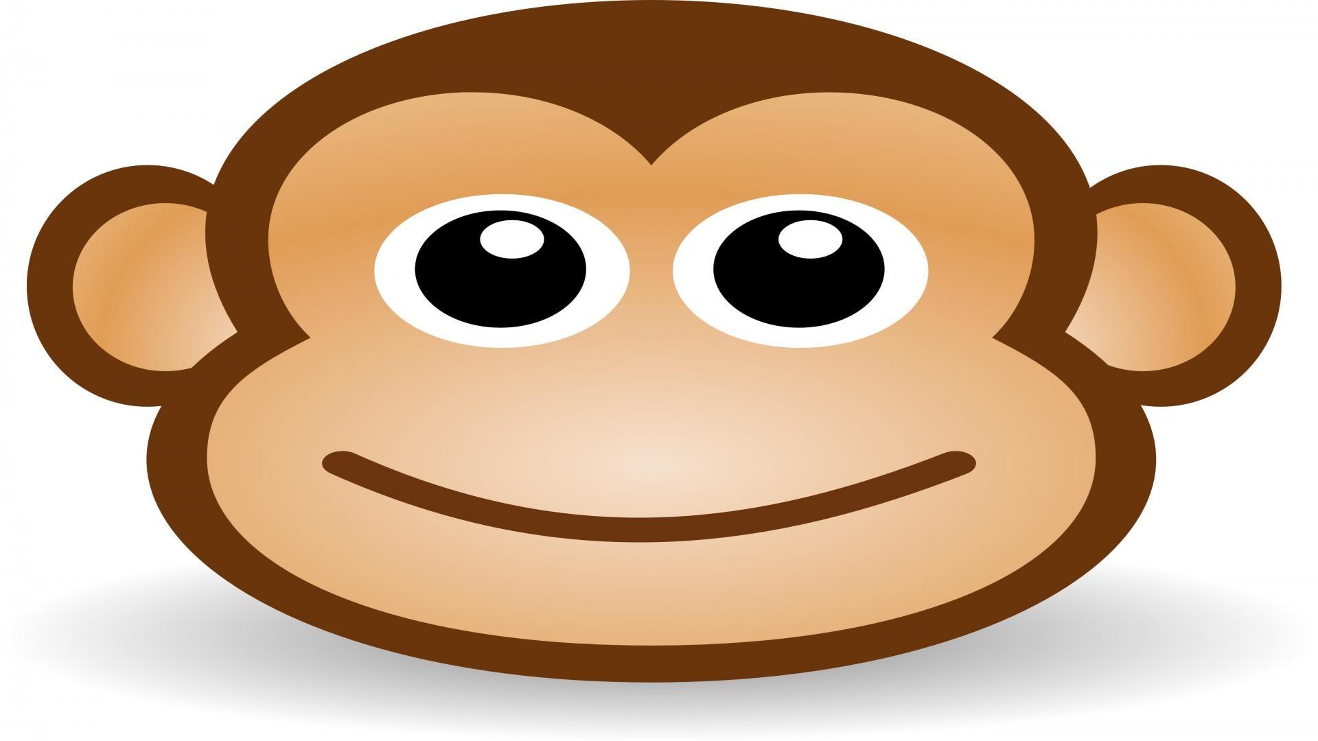 Cartoon Monkey Wallpapers ·① WallpaperTag