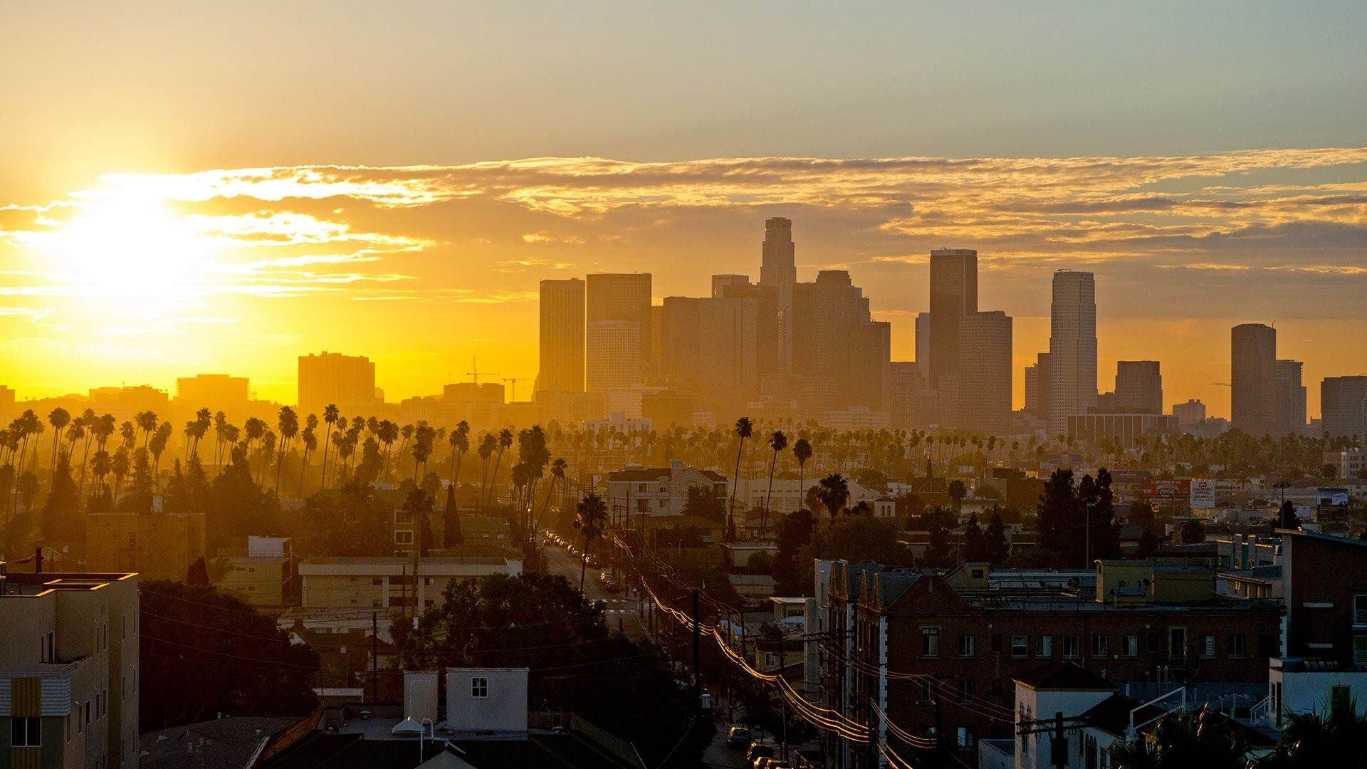 Los Angeles Wallpaper ·① Download Free Full HD Backgrounds