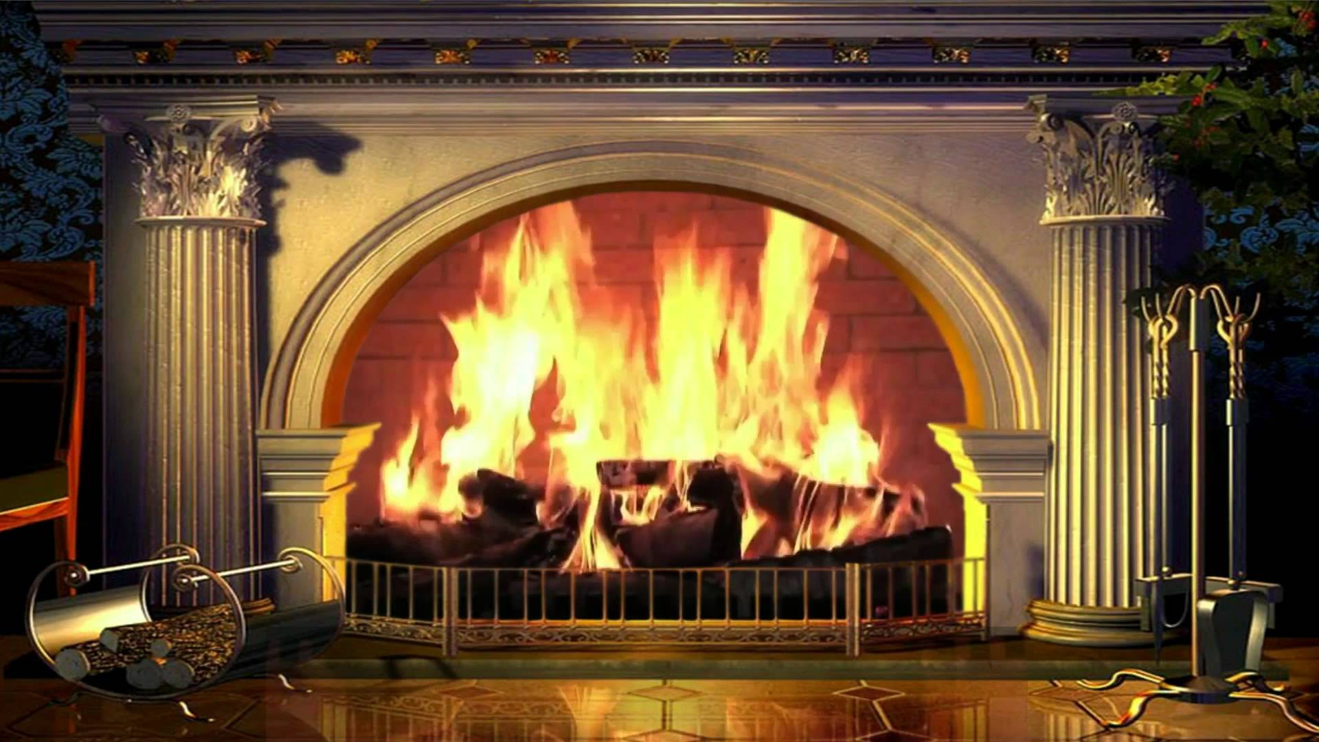 Free Fireplace Wallpaper: Fireplace Background ·① Download Free Beautiful Full HD