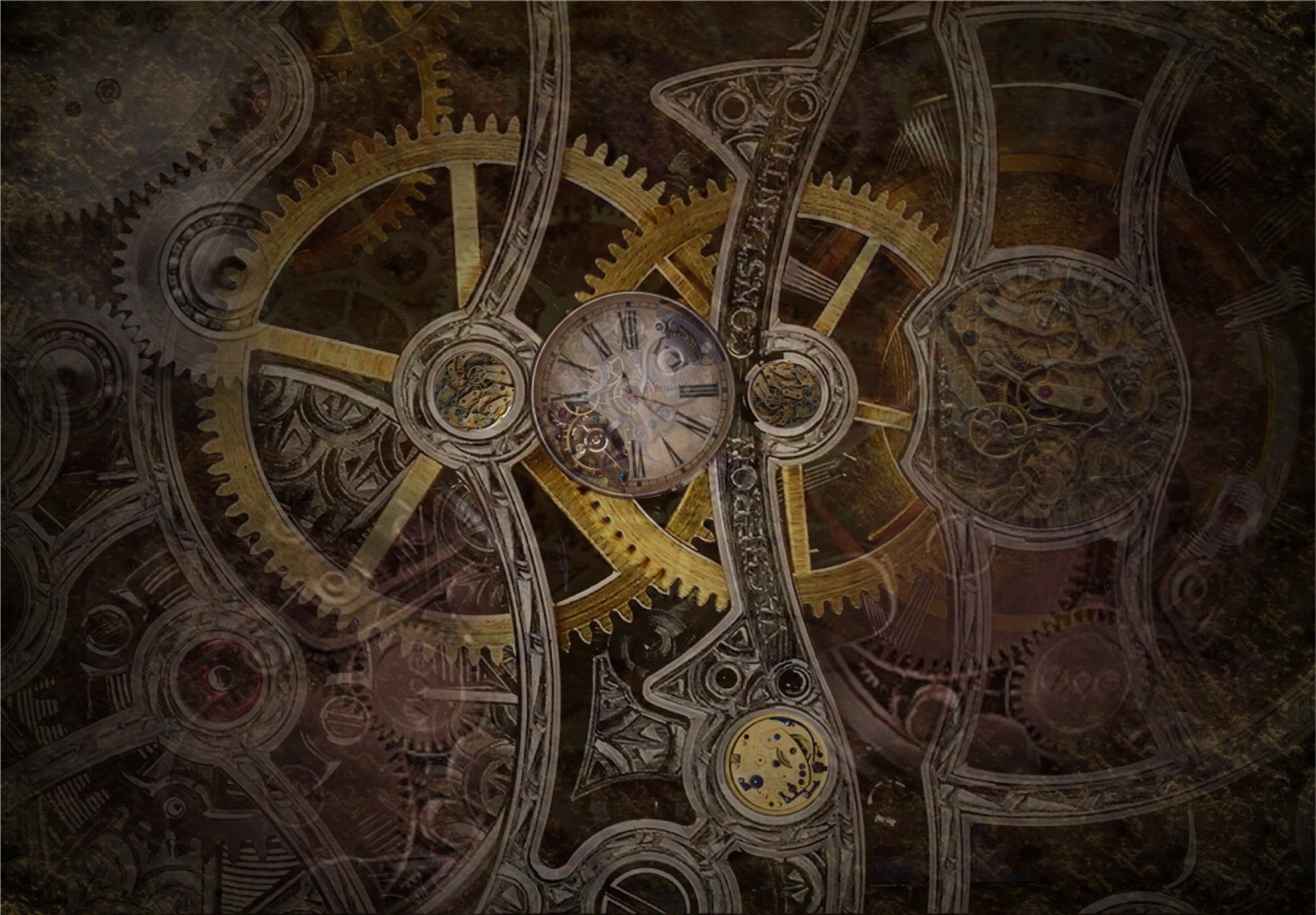 Steampunk Computer Wallpapers ...