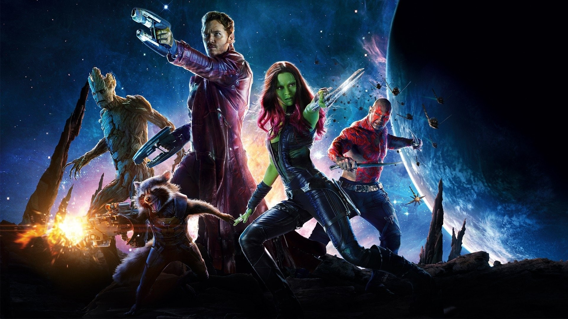 Guardians Of The Galaxy Wallpapers Wallpapertag