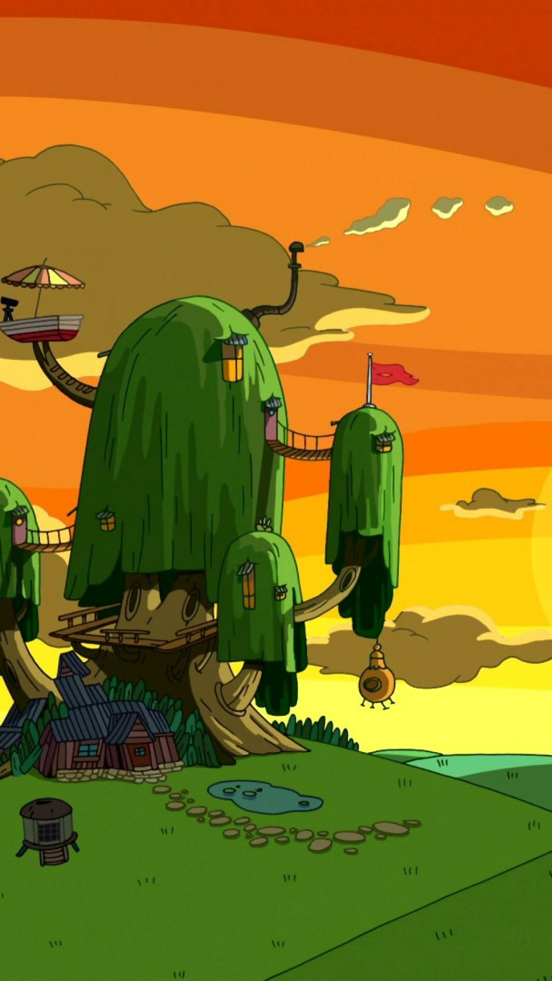 Adventure Time Wallpaper iPhone ·① WallpaperTag
