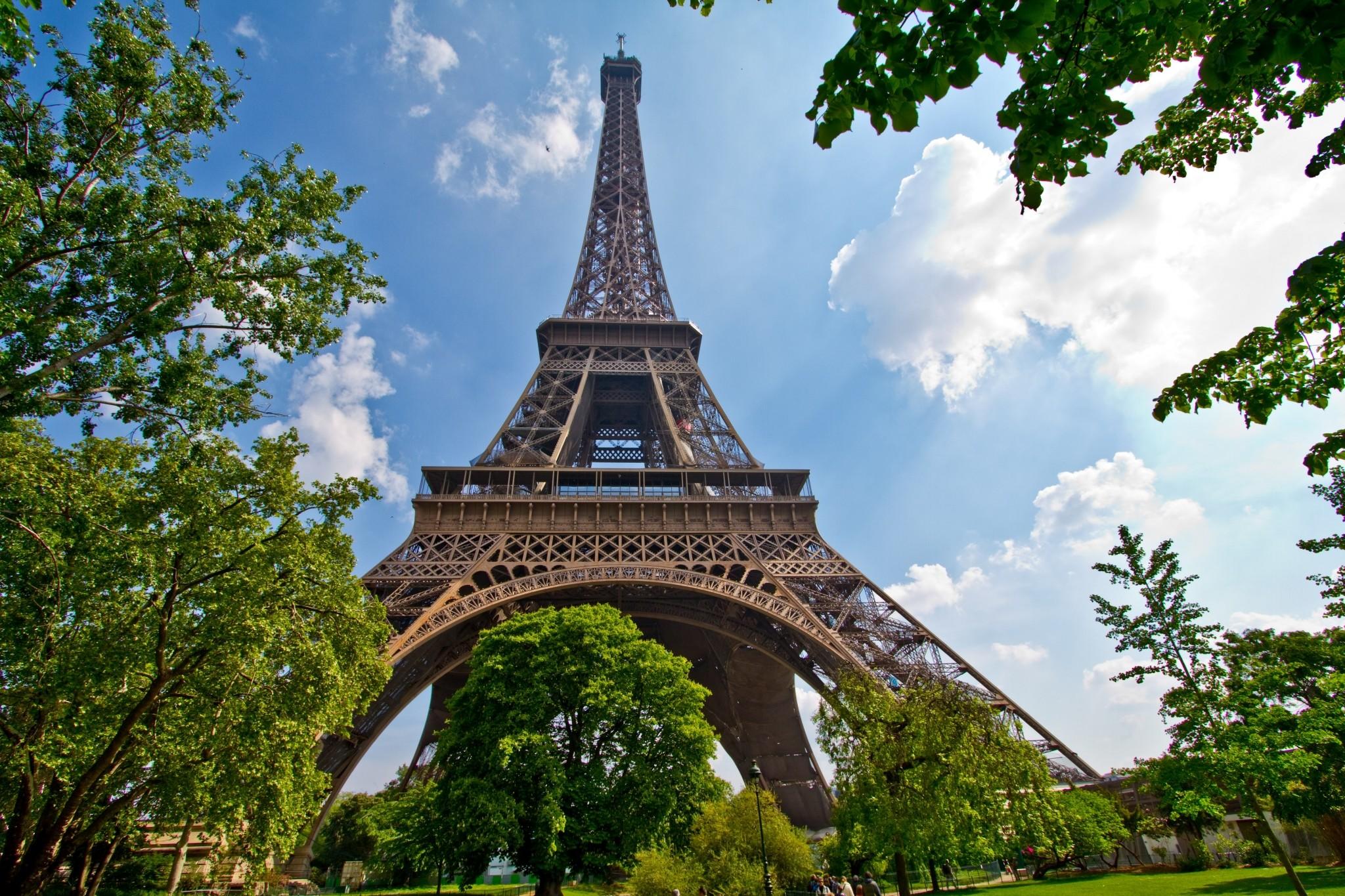 Eiffel Tower Background ·① WallpaperTag