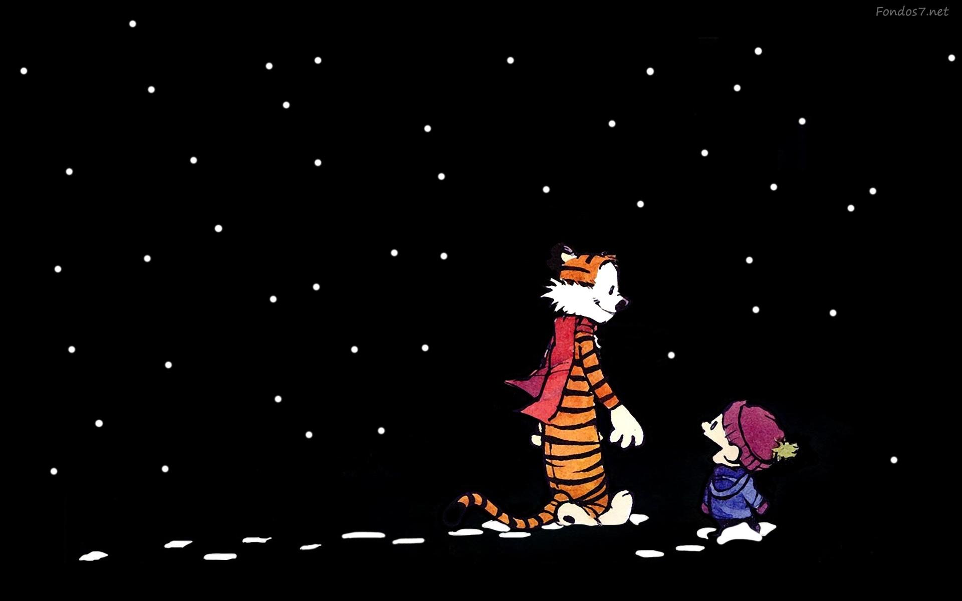 Calvin And Hobbes Wallpapers Wallpapertag