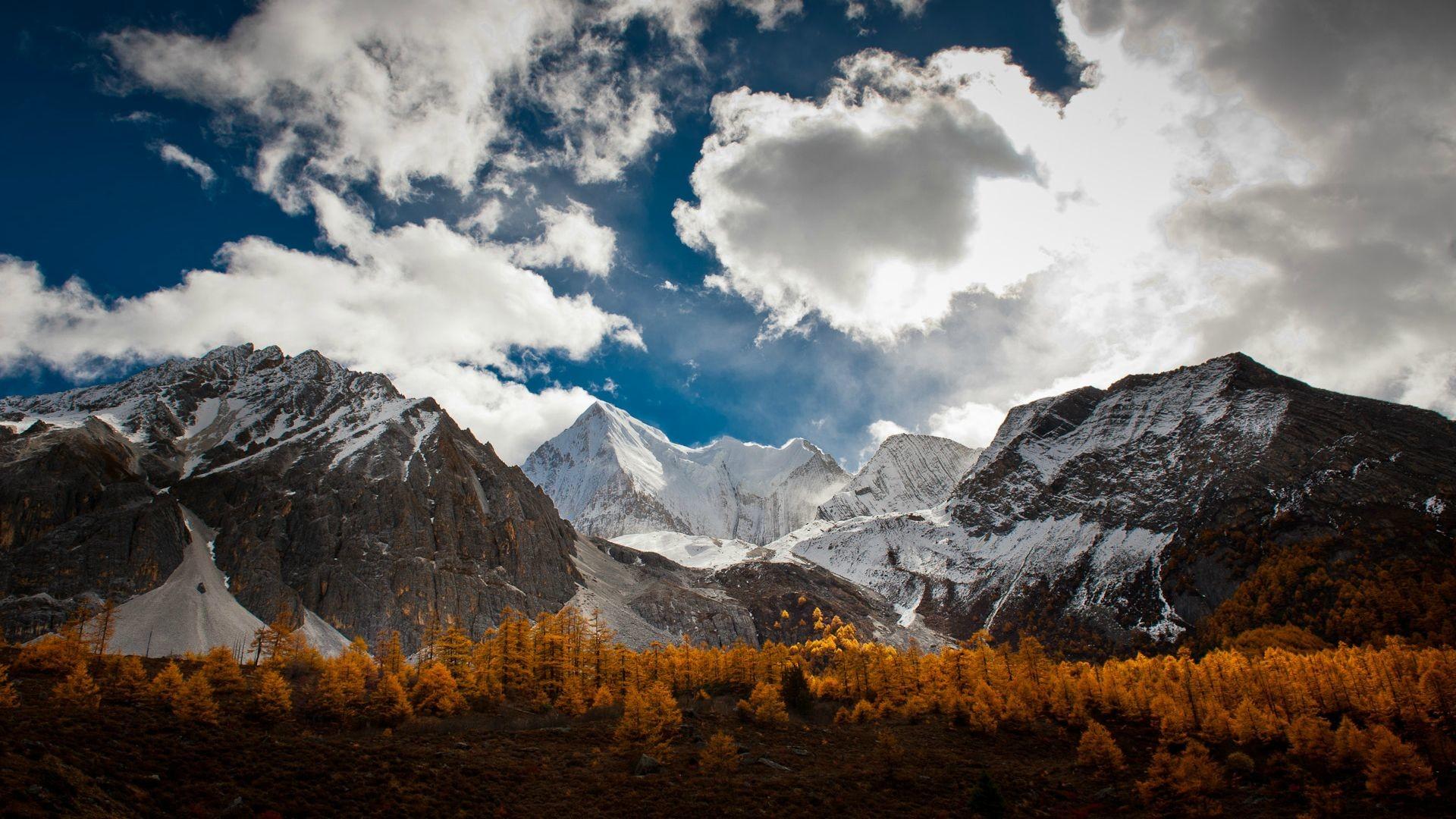 Mountain range wallpaper for The range wallpaper