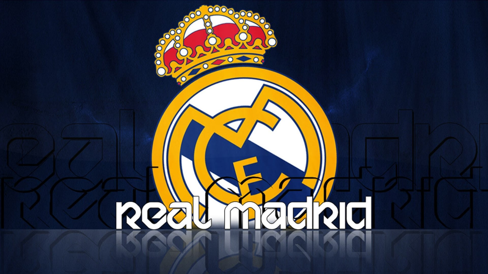 Wallpaper real madrid for windows xp - 1920x1080 Real Madrid Logo Wallpaper Hd