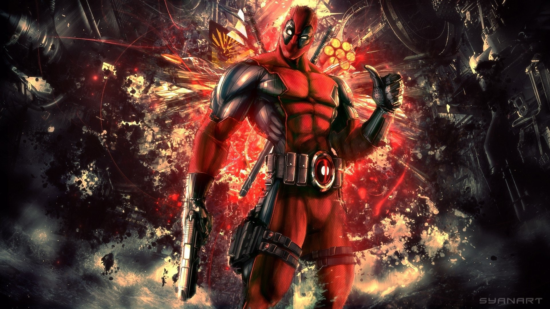Deadpool Wallpaper Download Free Beautiful Wallpapers For