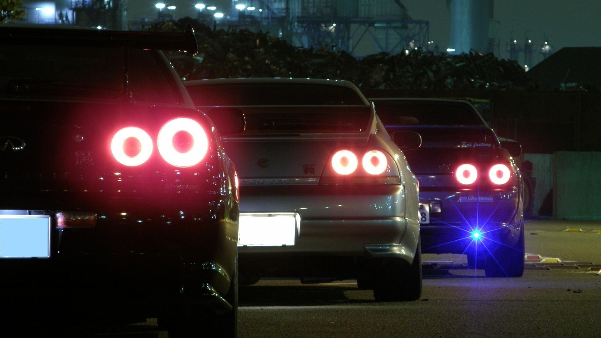 1920x1080 1920x1080 Cars Backview Vehicles Nissan Skyline R32 Gtr Jdm  Nissan Skyline R33 Gtr 1920x1080 Tuning Wallpaper