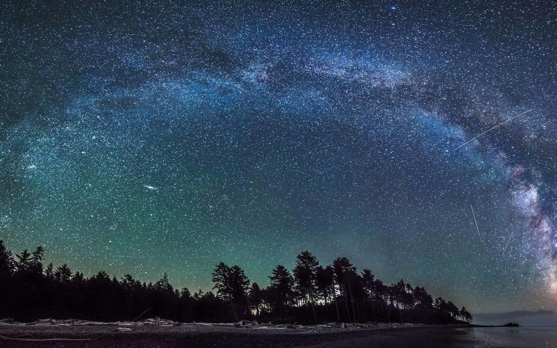 Sky Wallpapers: Star Sky Wallpaper ·① WallpaperTag