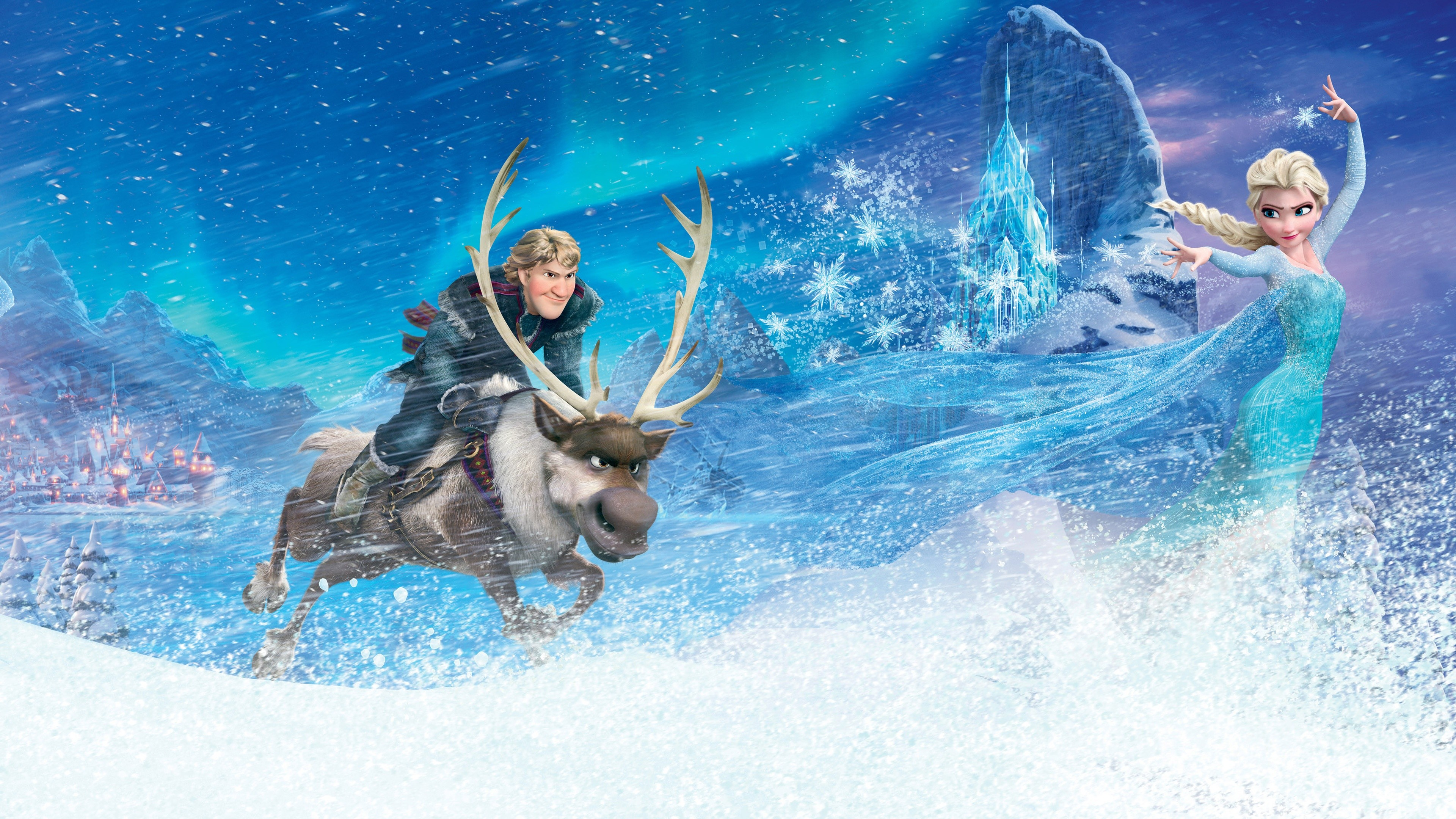 images from frozen - HD3840×2160