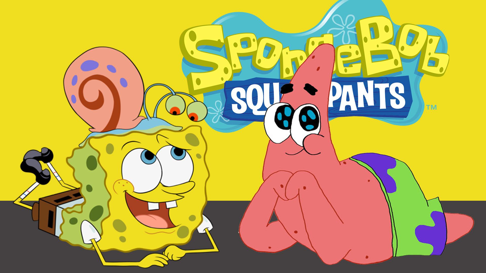 Spongebob Desktop Wallpaper Wallpapertag