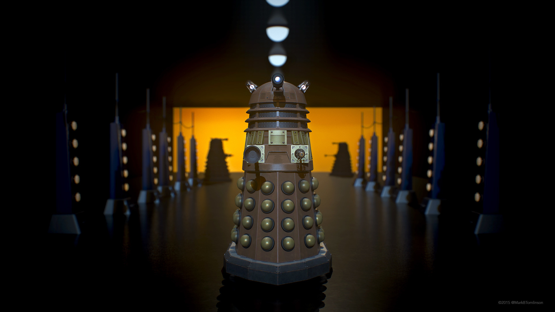 Photo Slideshow Software - DVD Slide Show, Photo to DVD Dr who dalek pictures