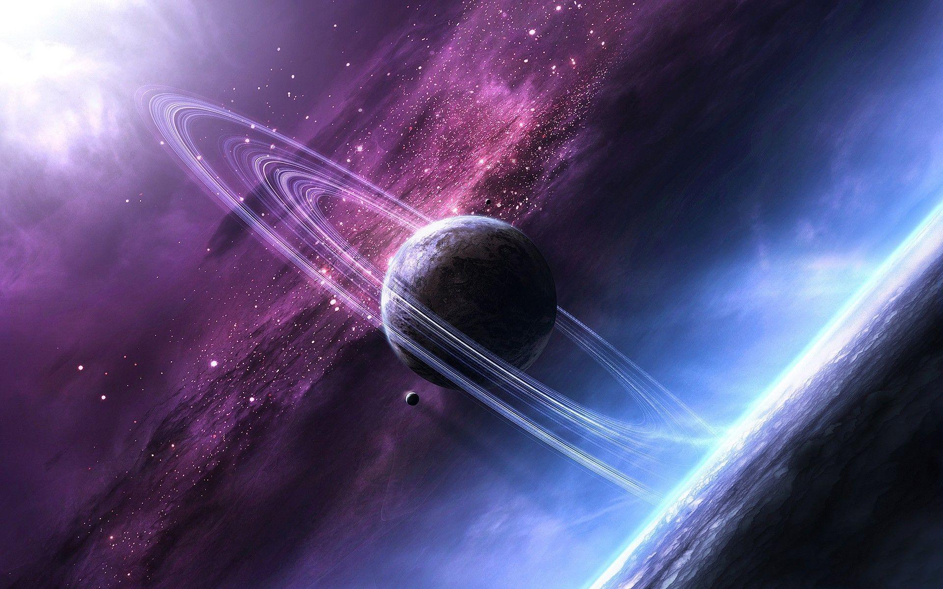 Saturn Wallpaper ·① Download Free Beautiful HD Backgrounds