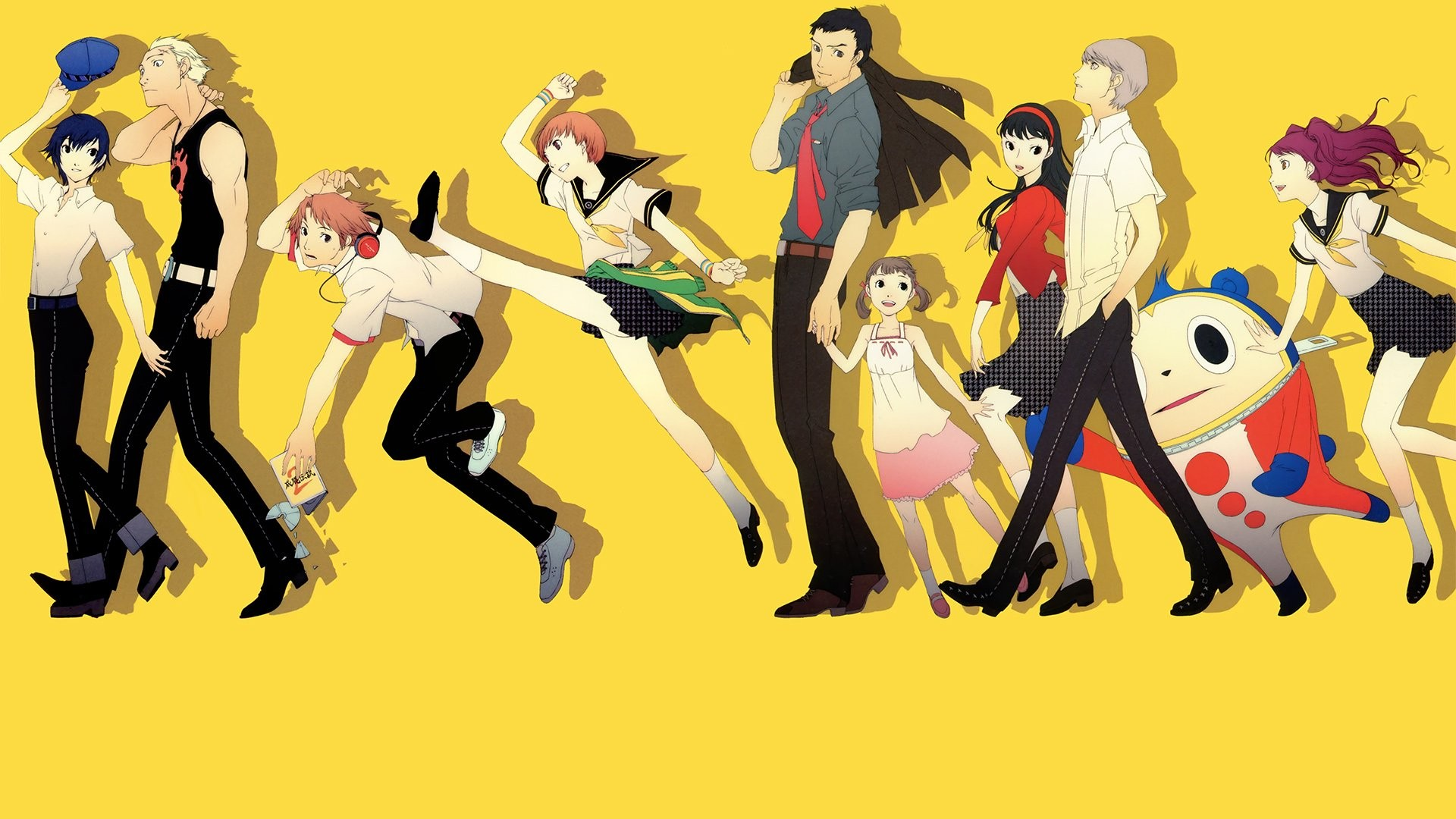 Persona 4 wallpaper ·① Download free HD wallpapers for ...