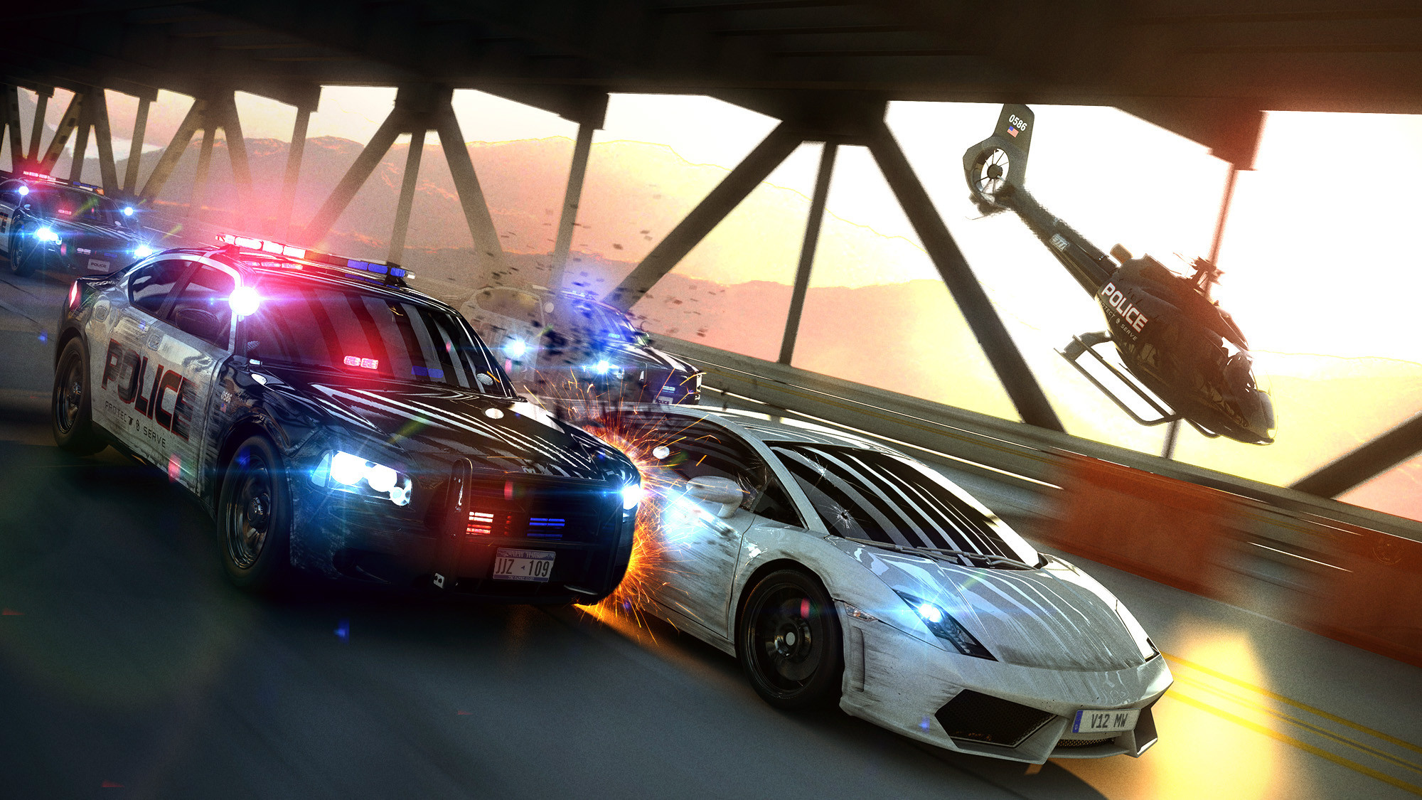 Nfs Most Wanted Wallpaper Wallpapertag
