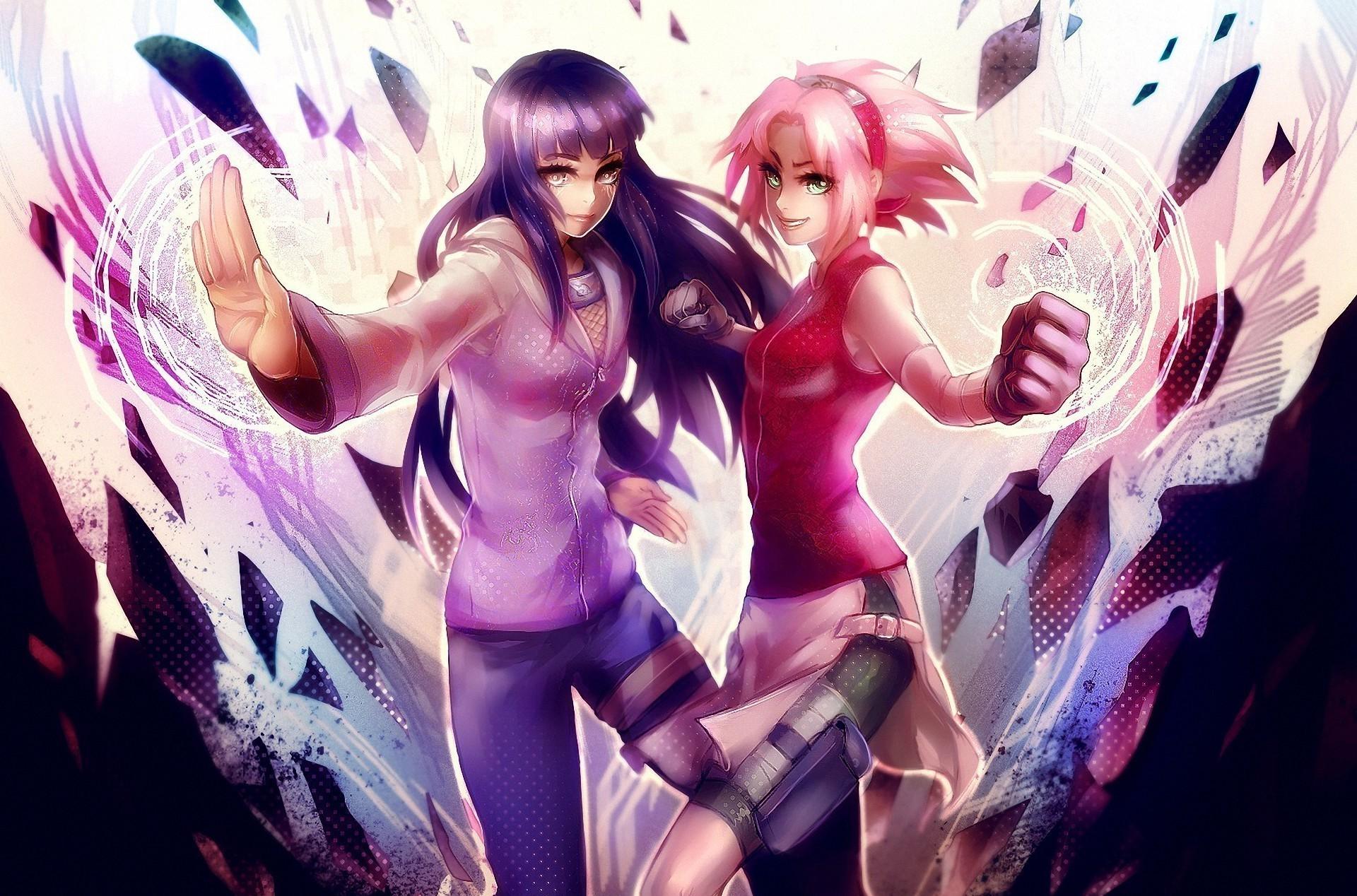 Naruto and Sakura Wallpaper ·① WallpaperTag