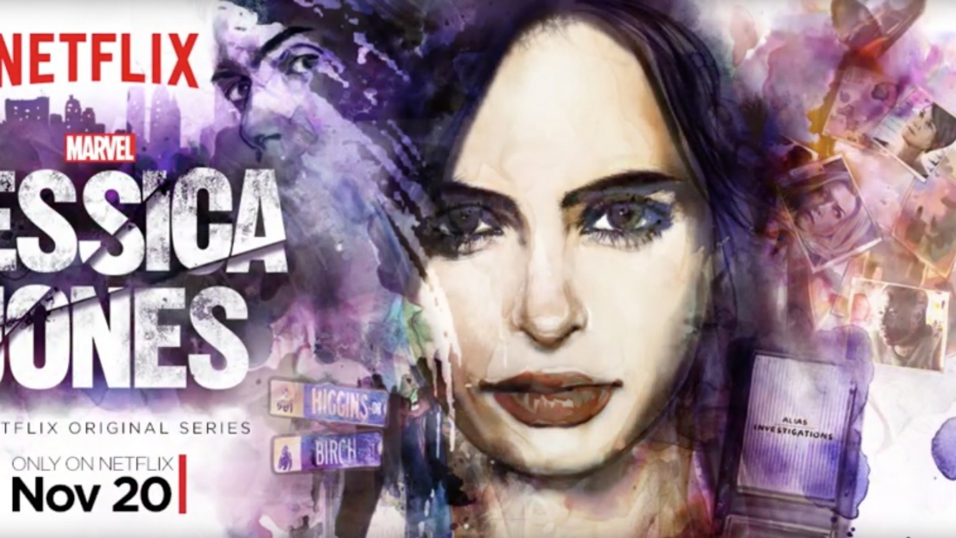 Jessica Jones Wallpaper ·① Download Free Amazing HD