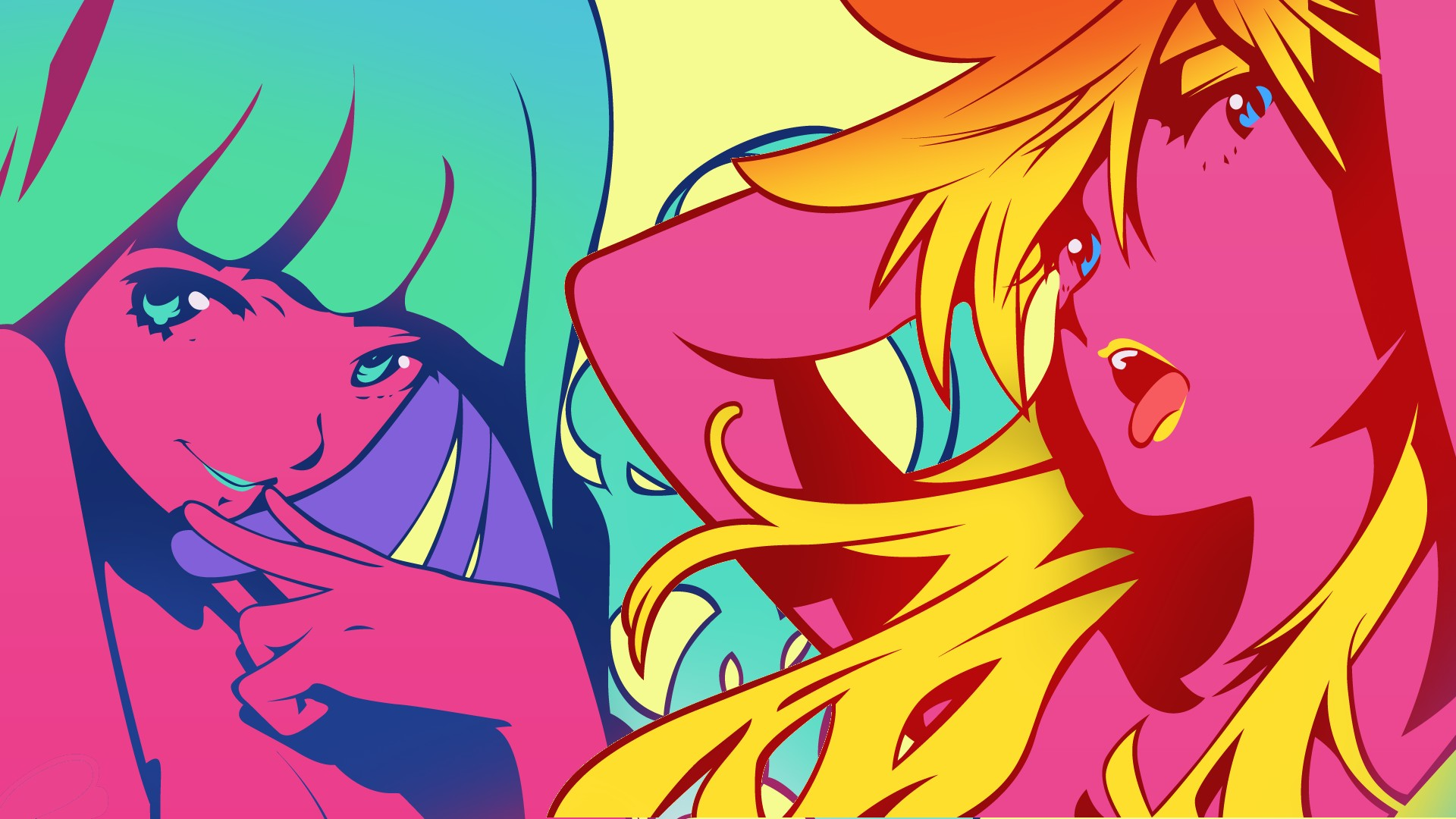 Panty And Stocking Wallpaper Download Free Awesome Wallpapers