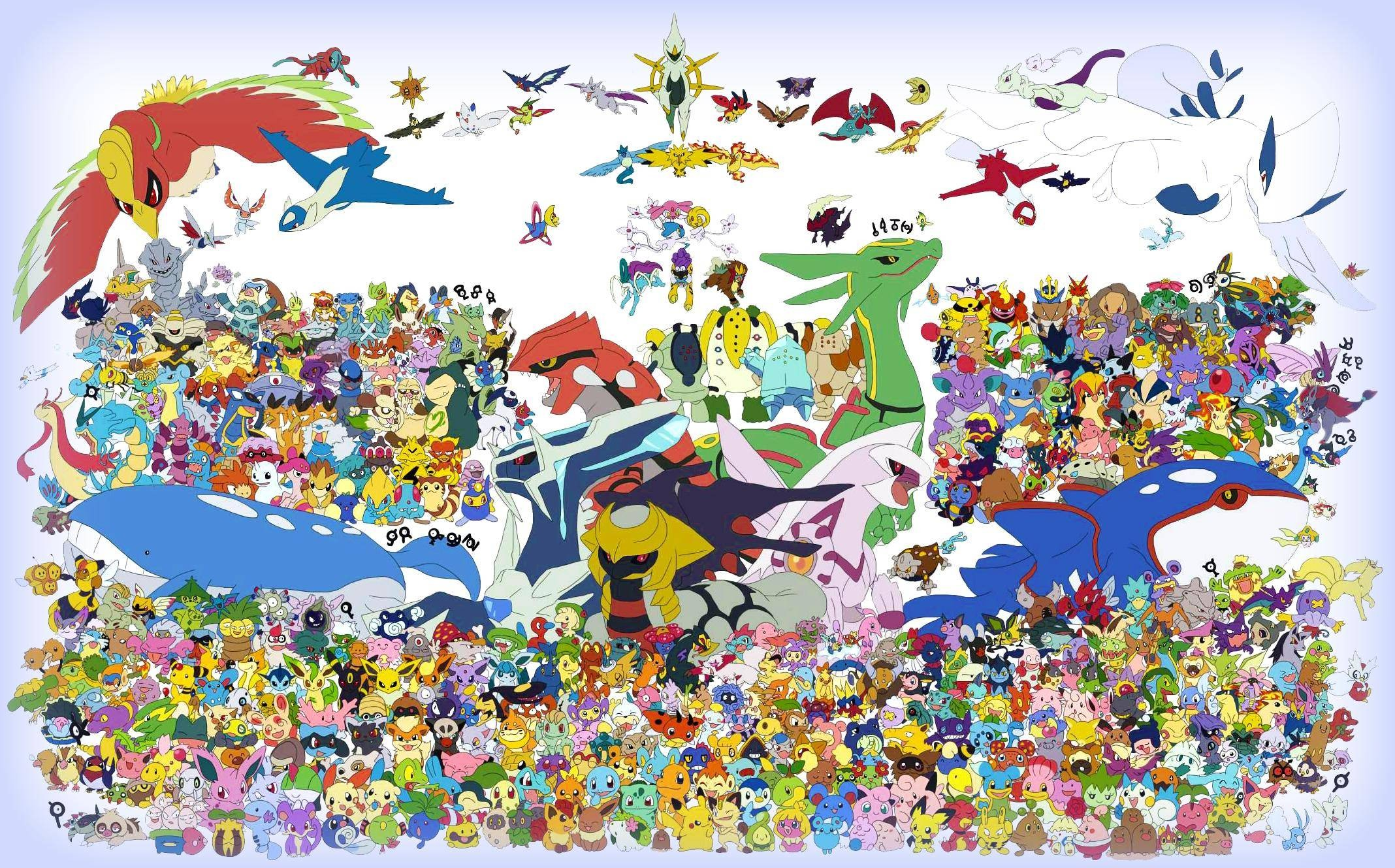 Pokemon HD wallpaper ·① Download free awesome High ...