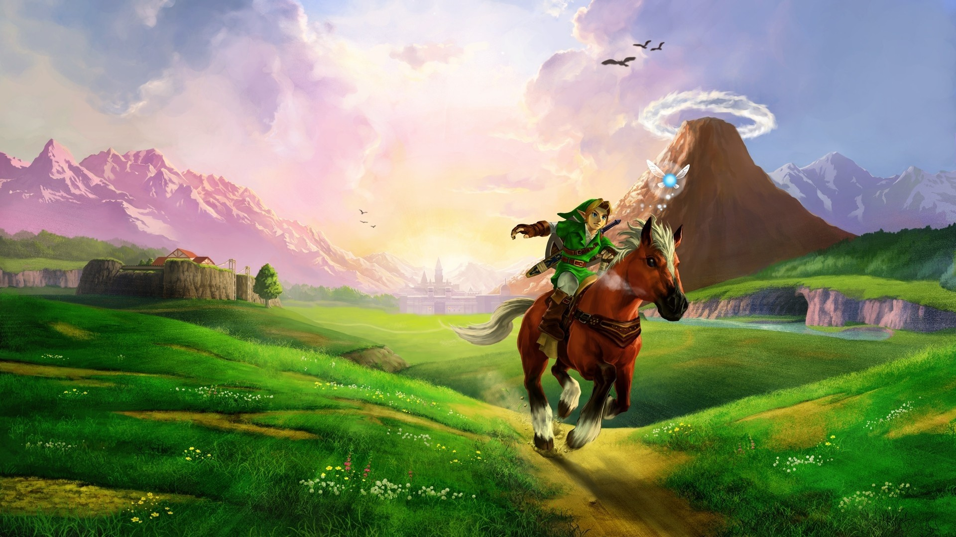 The Legend Of Zelda Wallpaper Download Free Amazing Hd