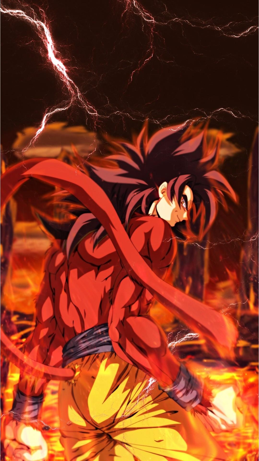 Goku ssj4 wallpaper wallpapertag - Ssj4 vegeta wallpaper ...