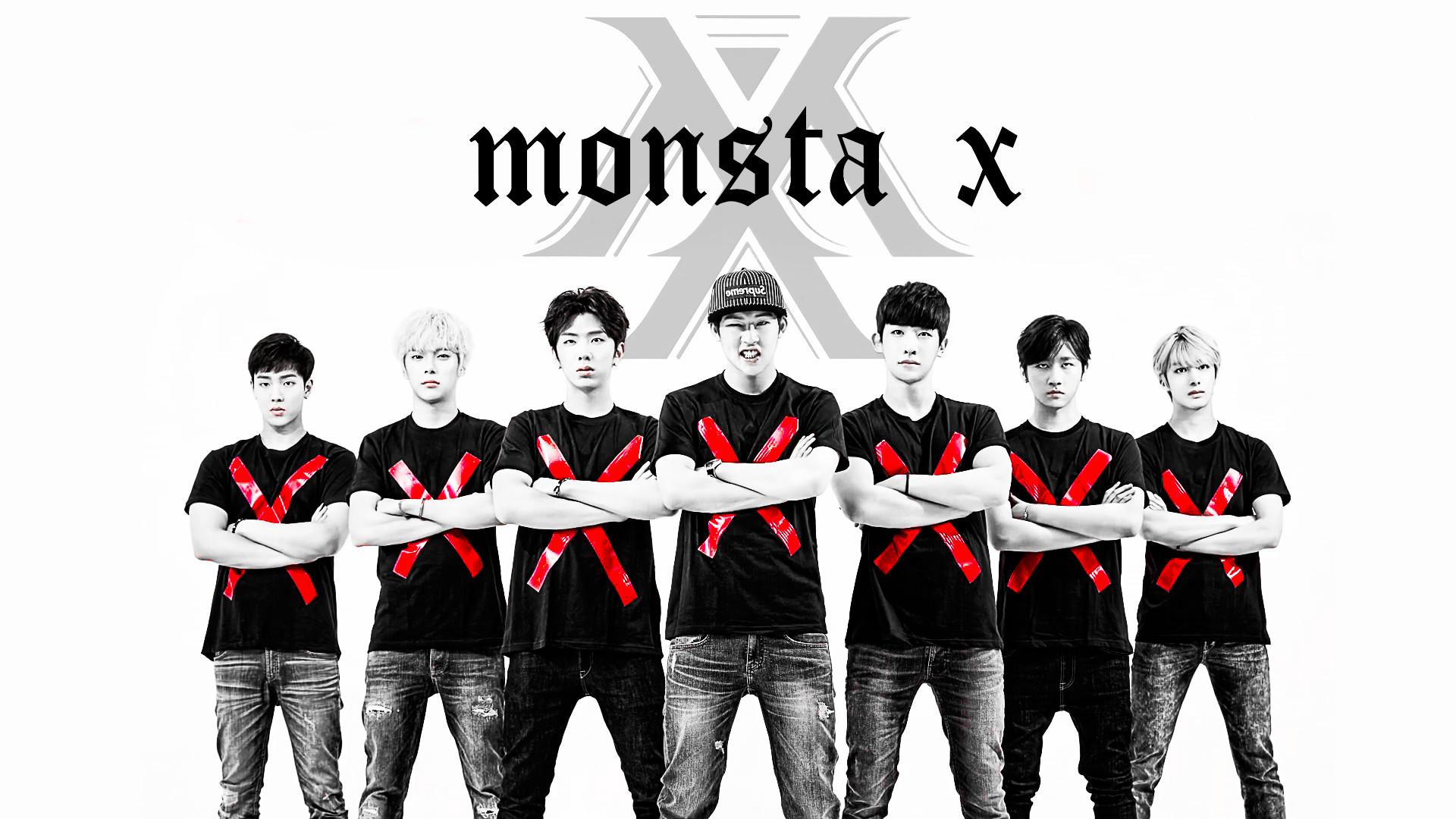 Monsta X Wallpapers ·①