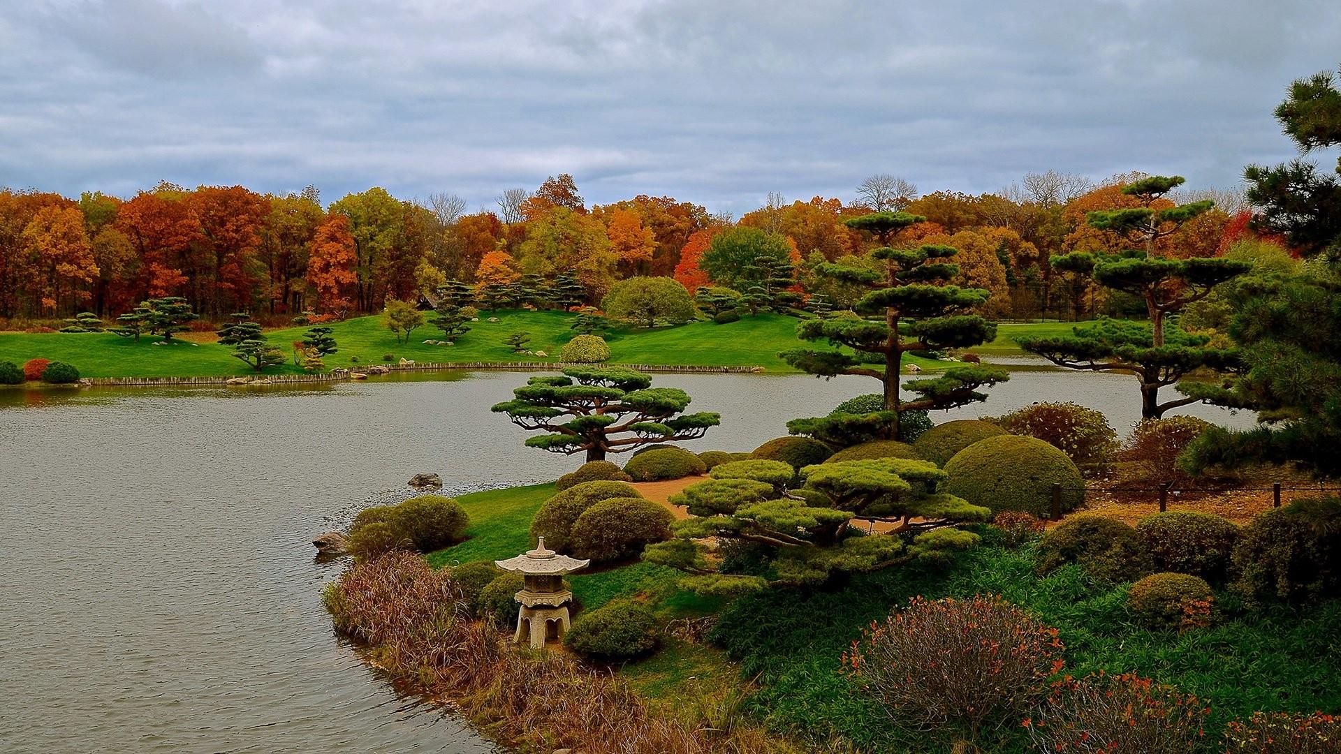 Japanese Garden Desktop Wallpaper ·① WallpaperTag